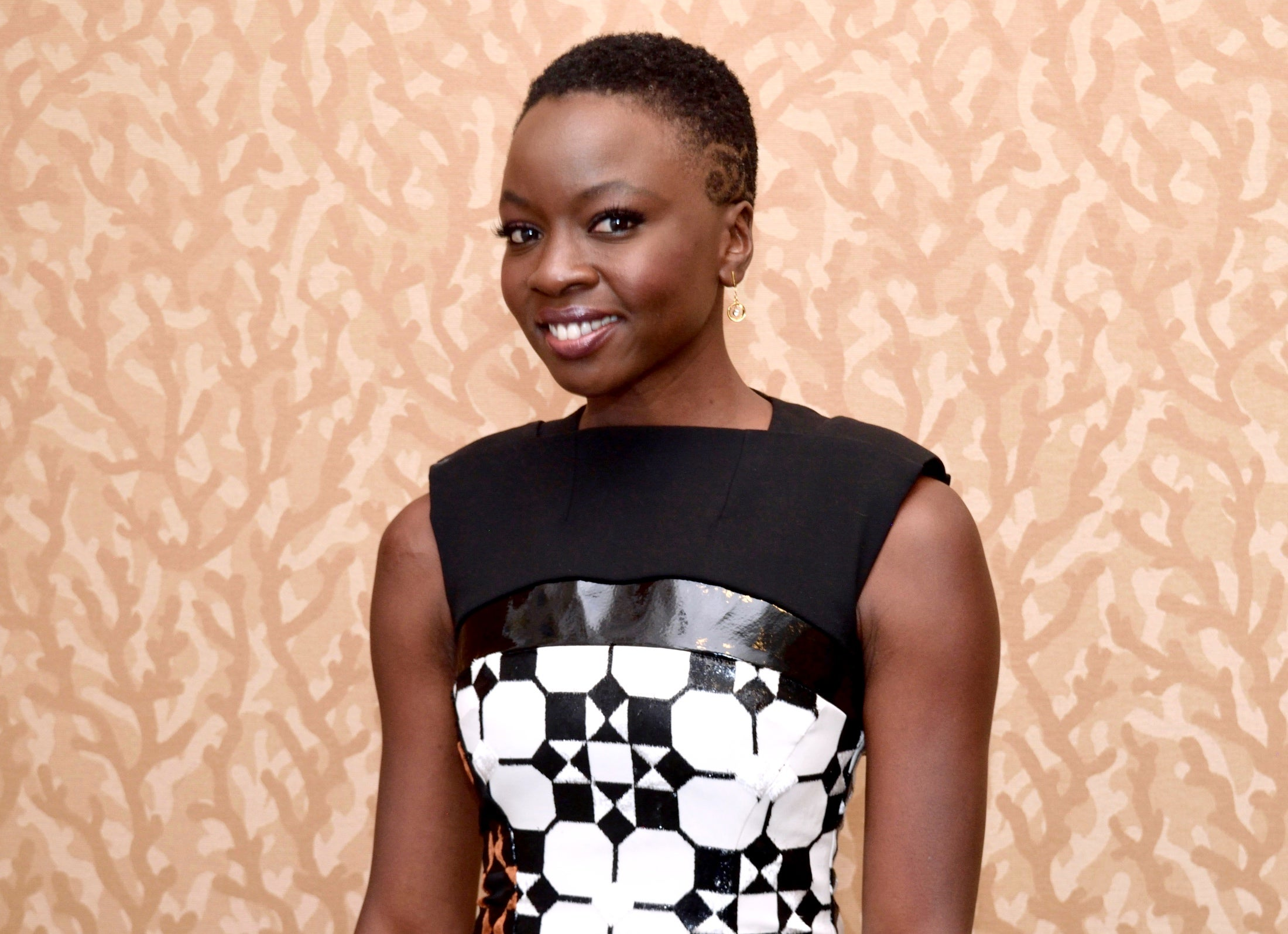 Actress adn playwright Danai Gurira