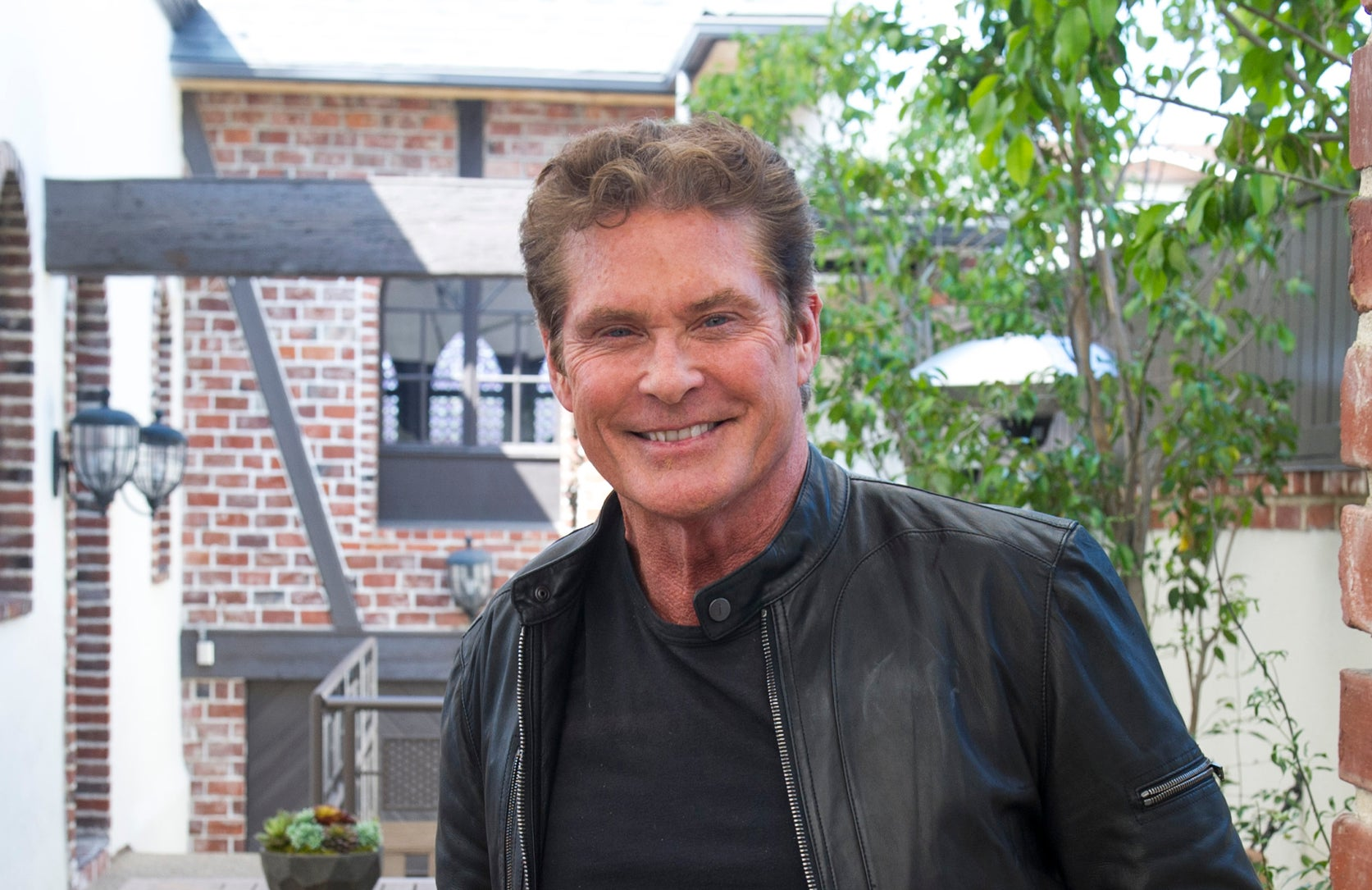 david hasselhoff baywatch and beyond golden globes. Black Bedroom Furniture Sets. Home Design Ideas