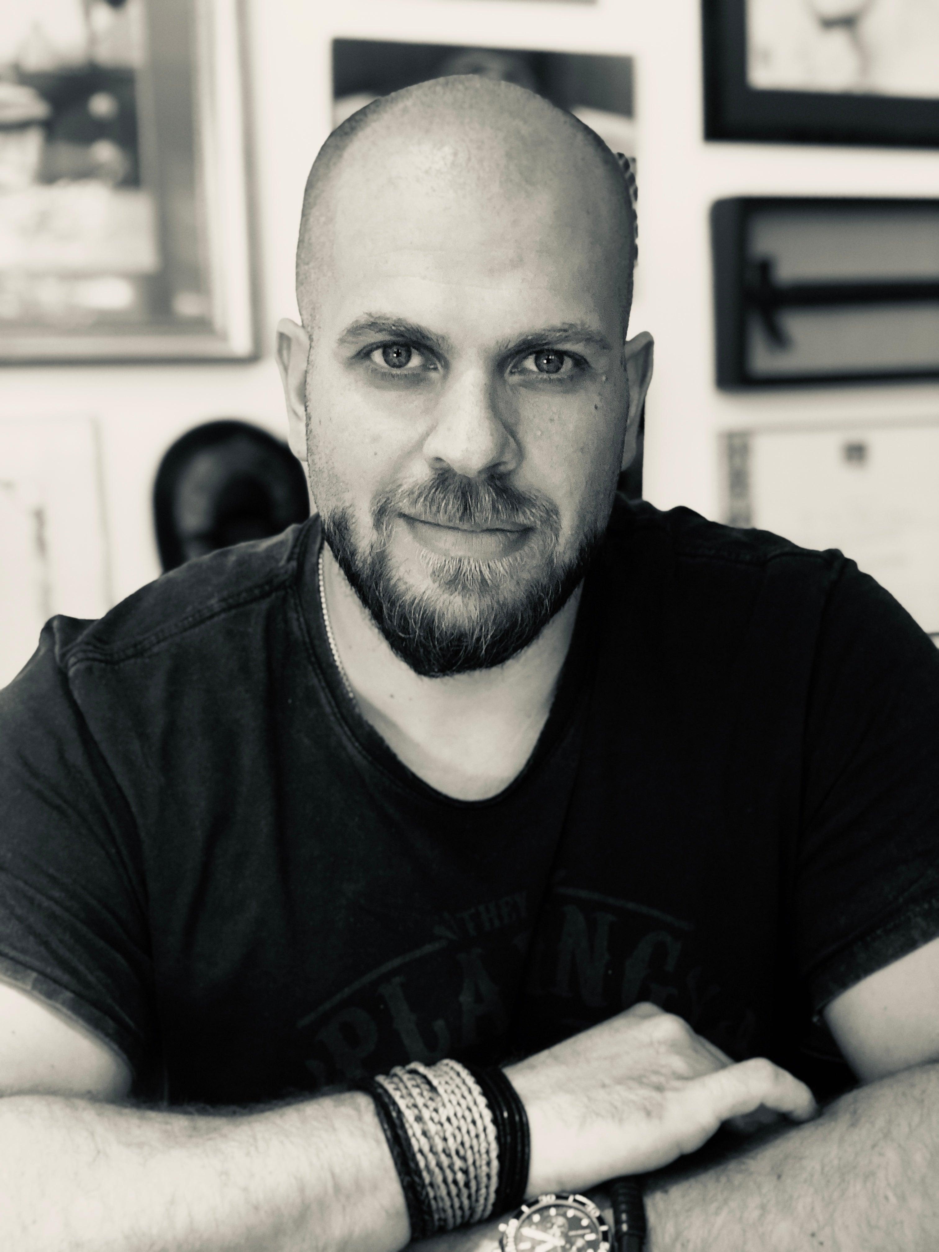Spanish director Ibanez Nauta