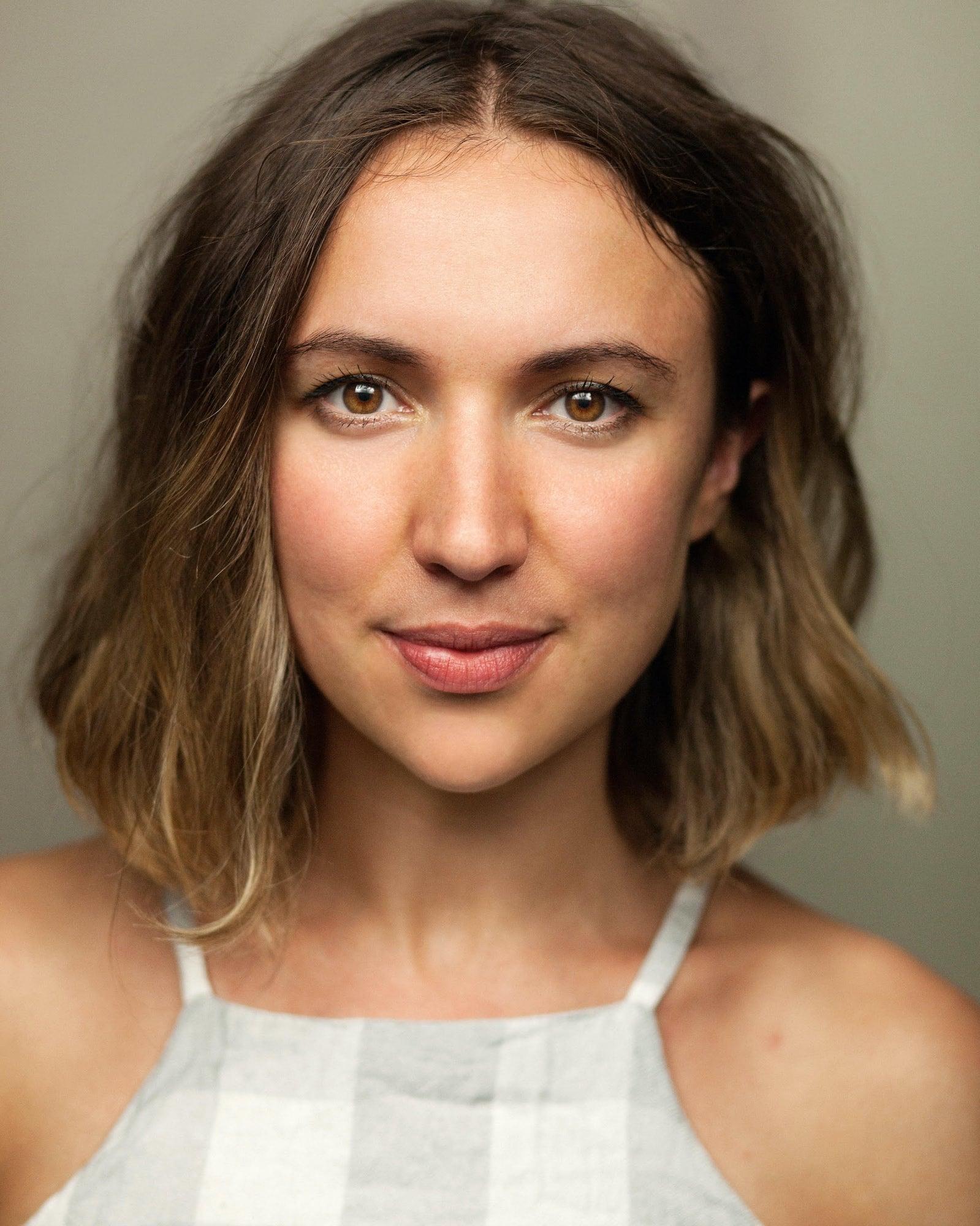 Actress Esther Smith