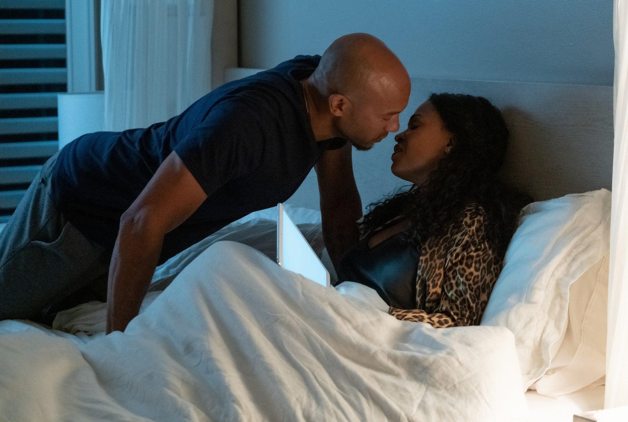 "A scene from ""Fatal Affair"", 2020"