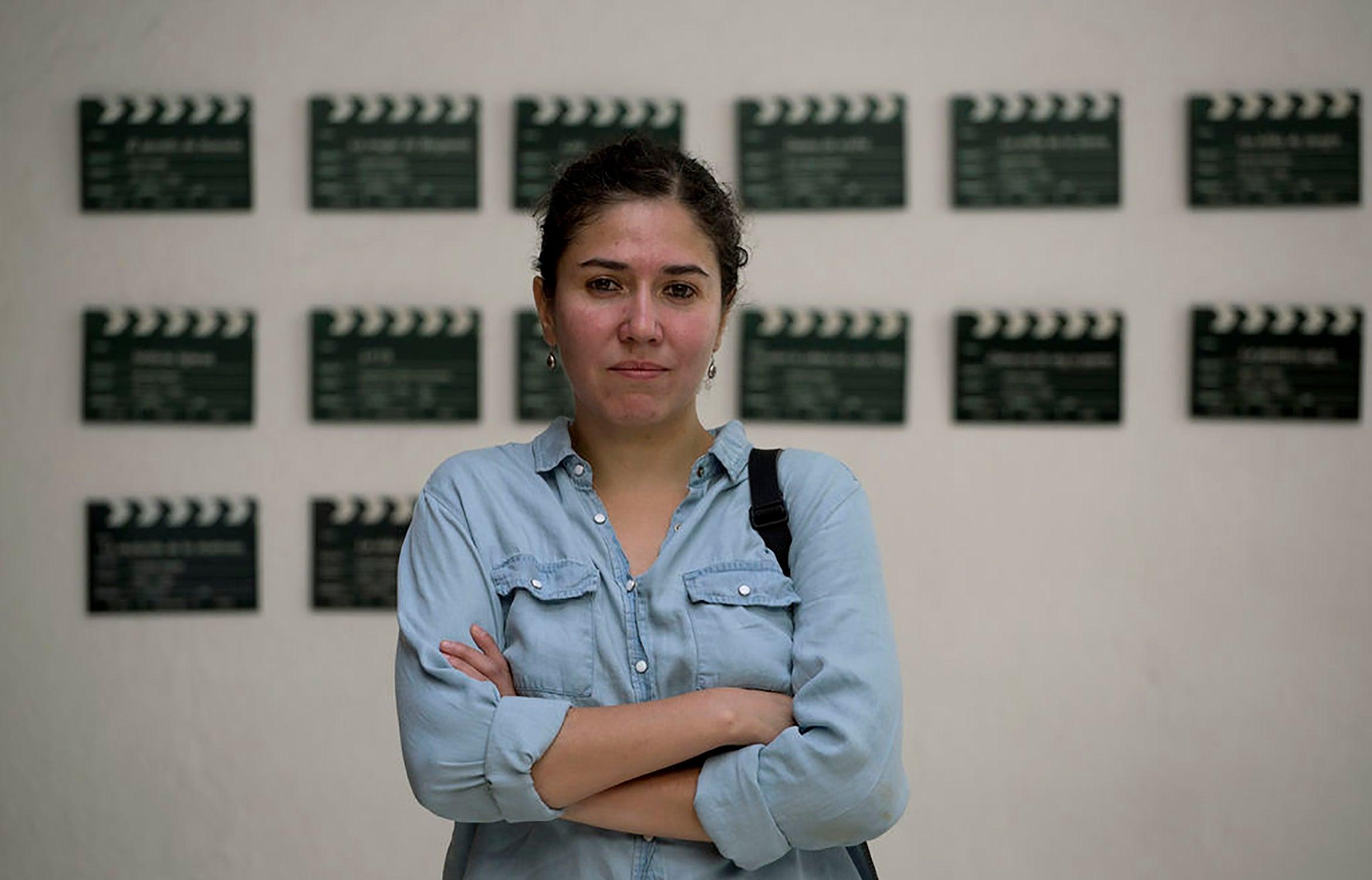 Mexican fillmmaker Fernanda Valadez