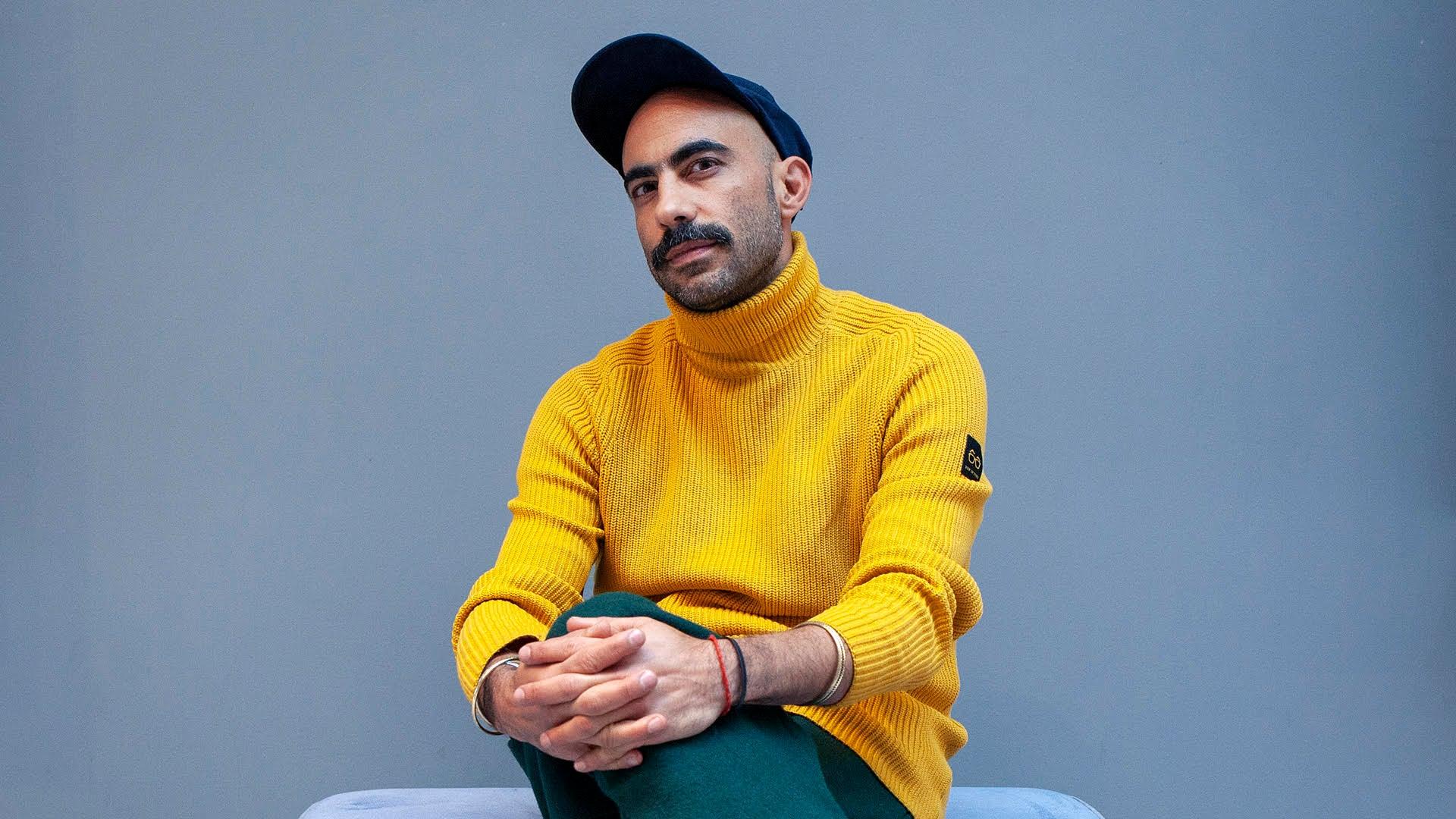 Filmmaker Fernando Frias