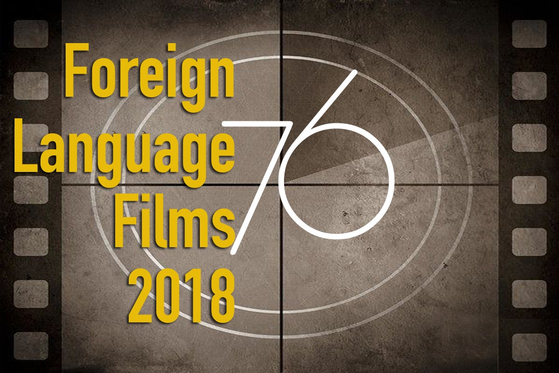 Foreign Language Films 2018