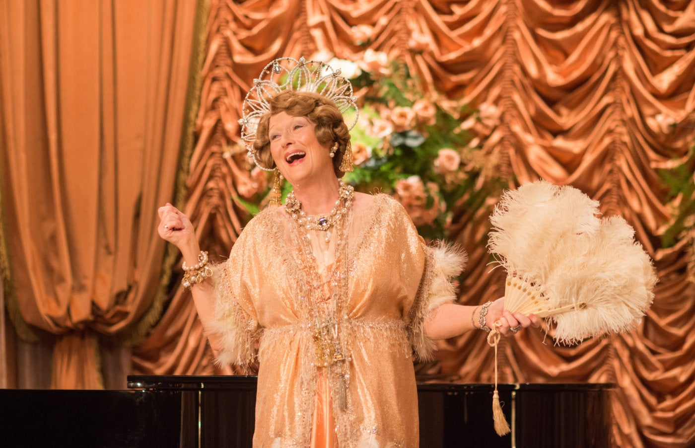 """A scene from """"Florence Foster Jenkins"""""""