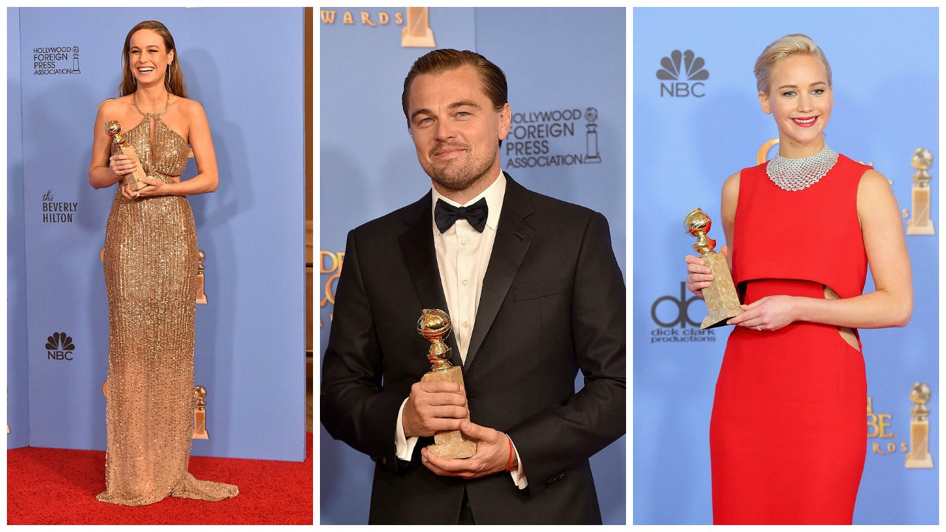 a golden night of new and old golden globes