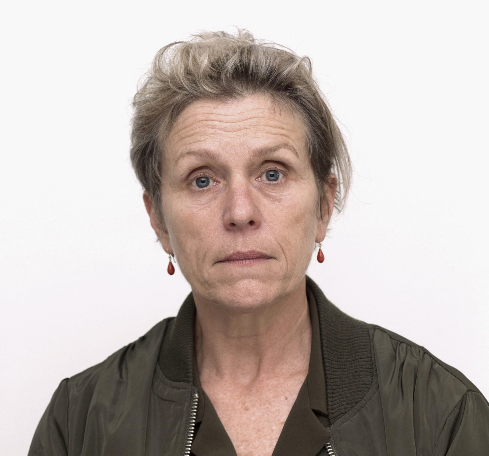 Watch Frances McDormand video