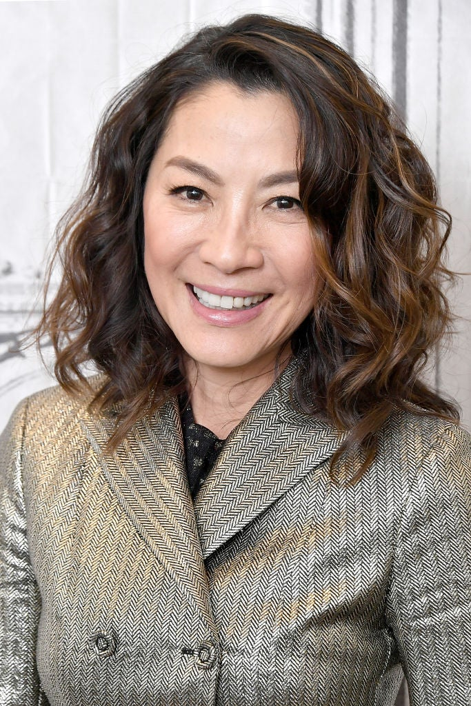 Actress Michelle Yeoh