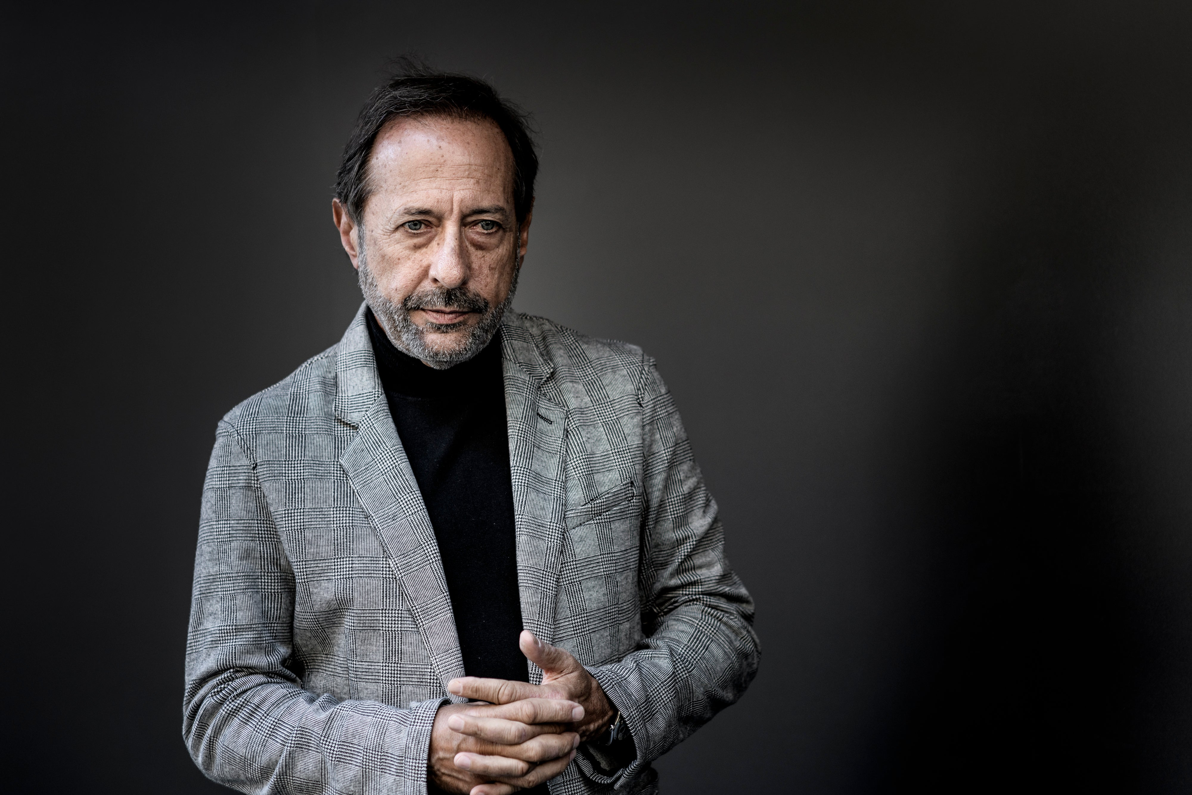 Argentine actor Guillermo Francella