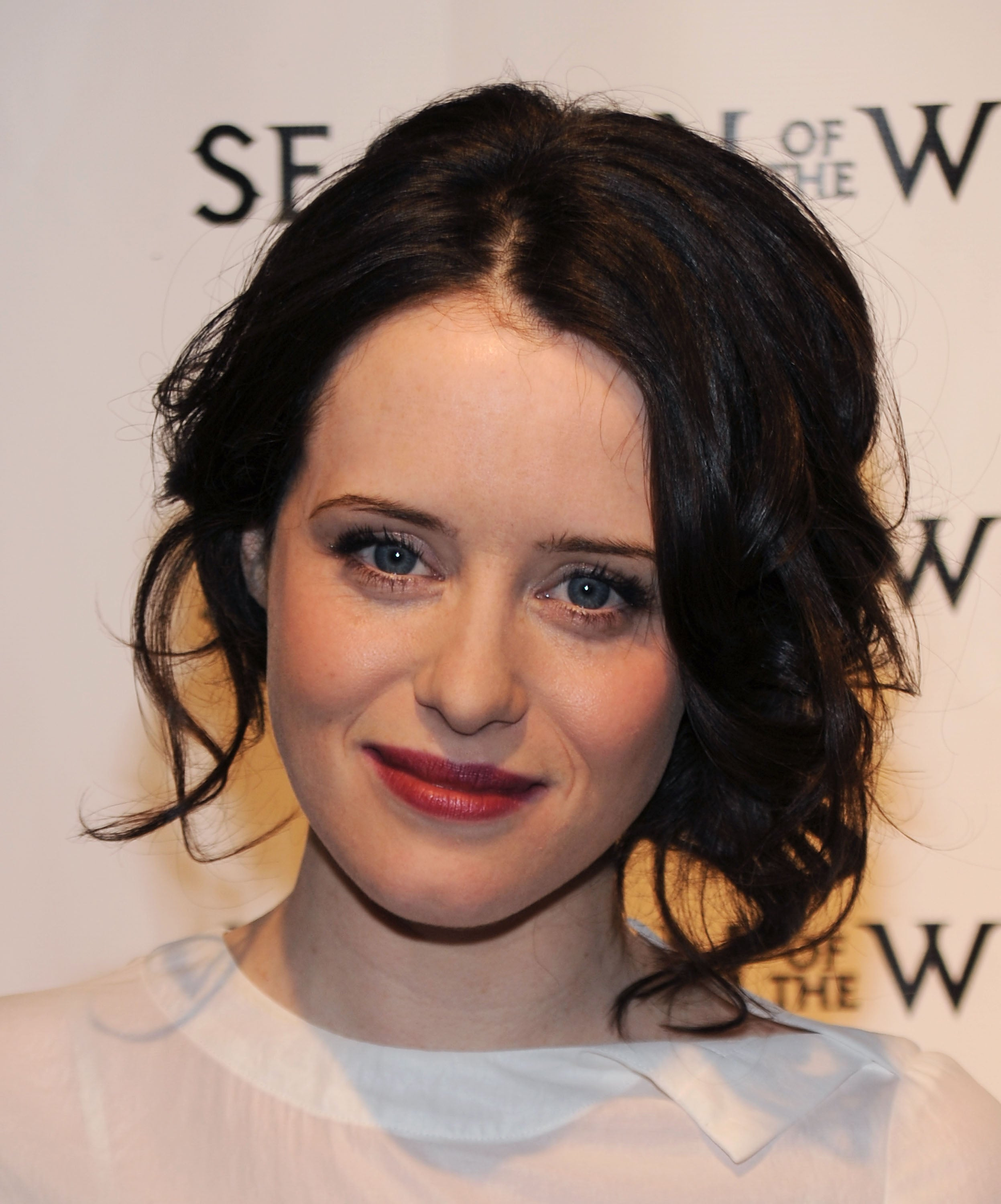 Actress Claire Foy