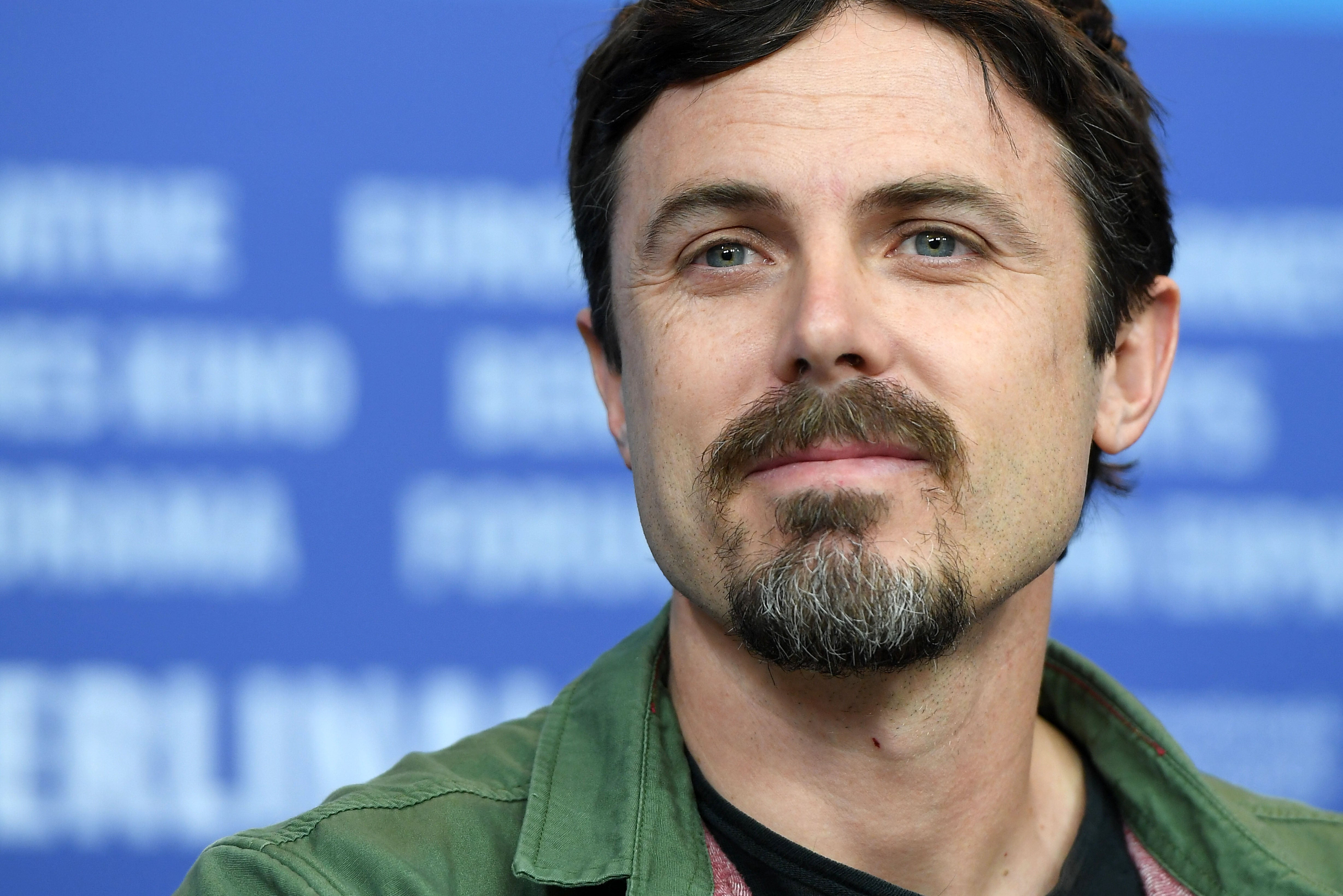 Actor and director Casey Affleck, Goldem Globe winner