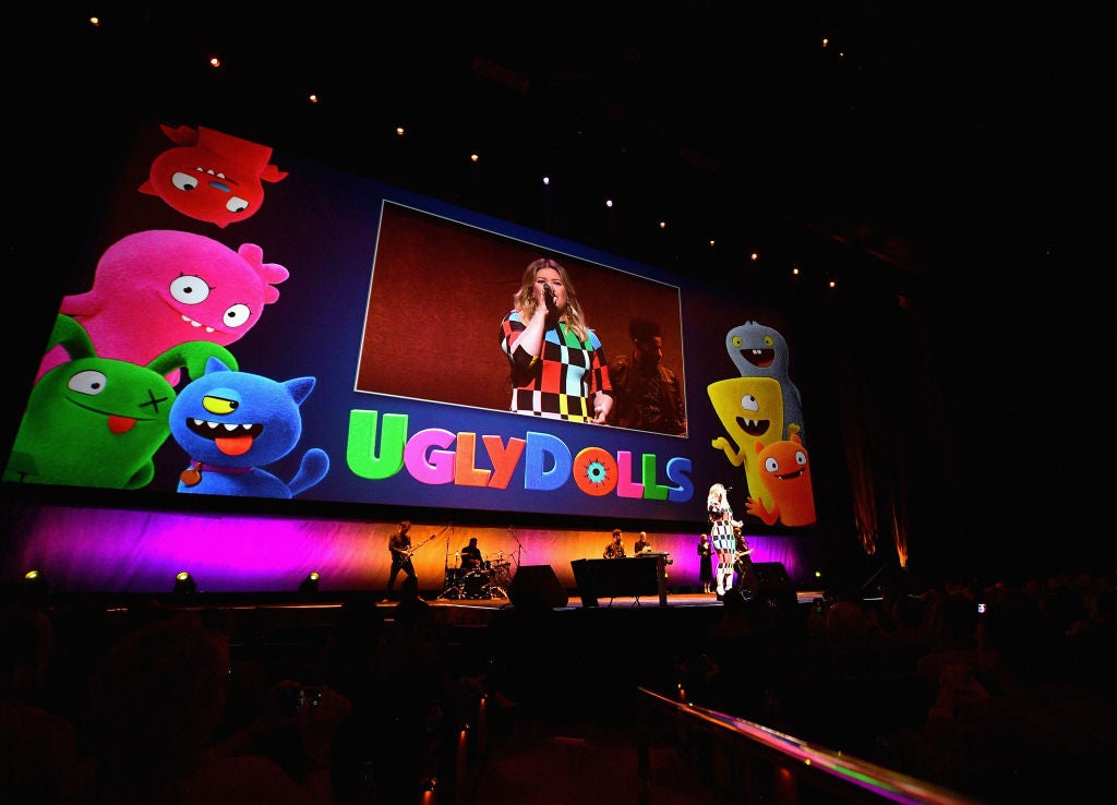 STX presentation at CinemaCon 2010