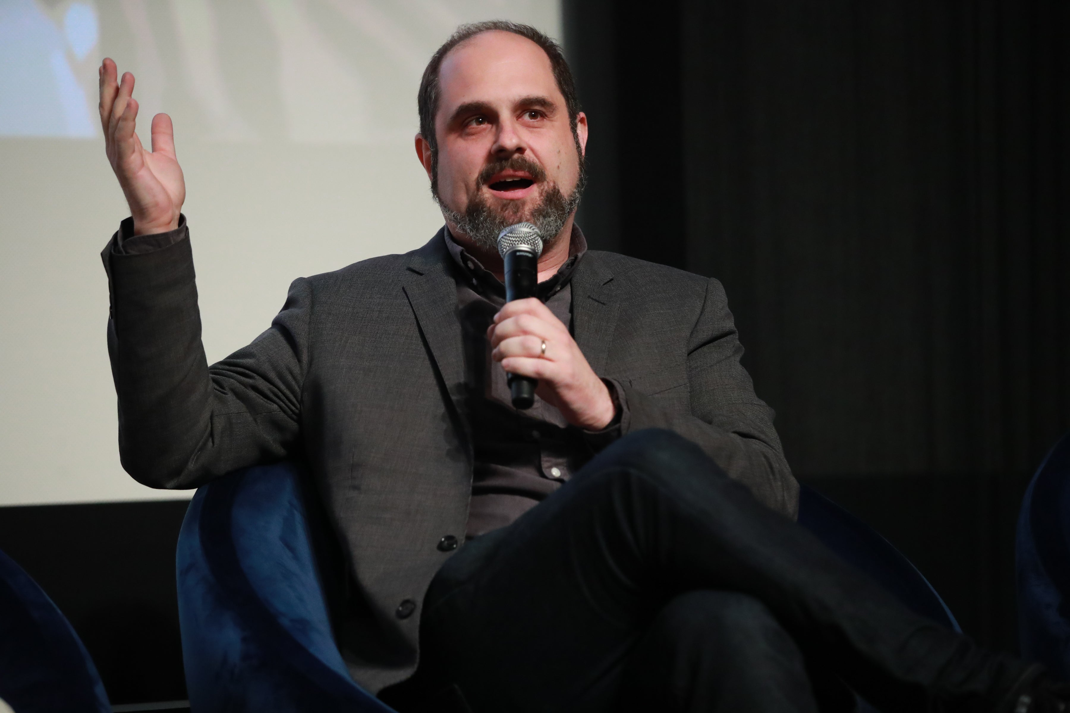 Writer and producer Craig Mazin