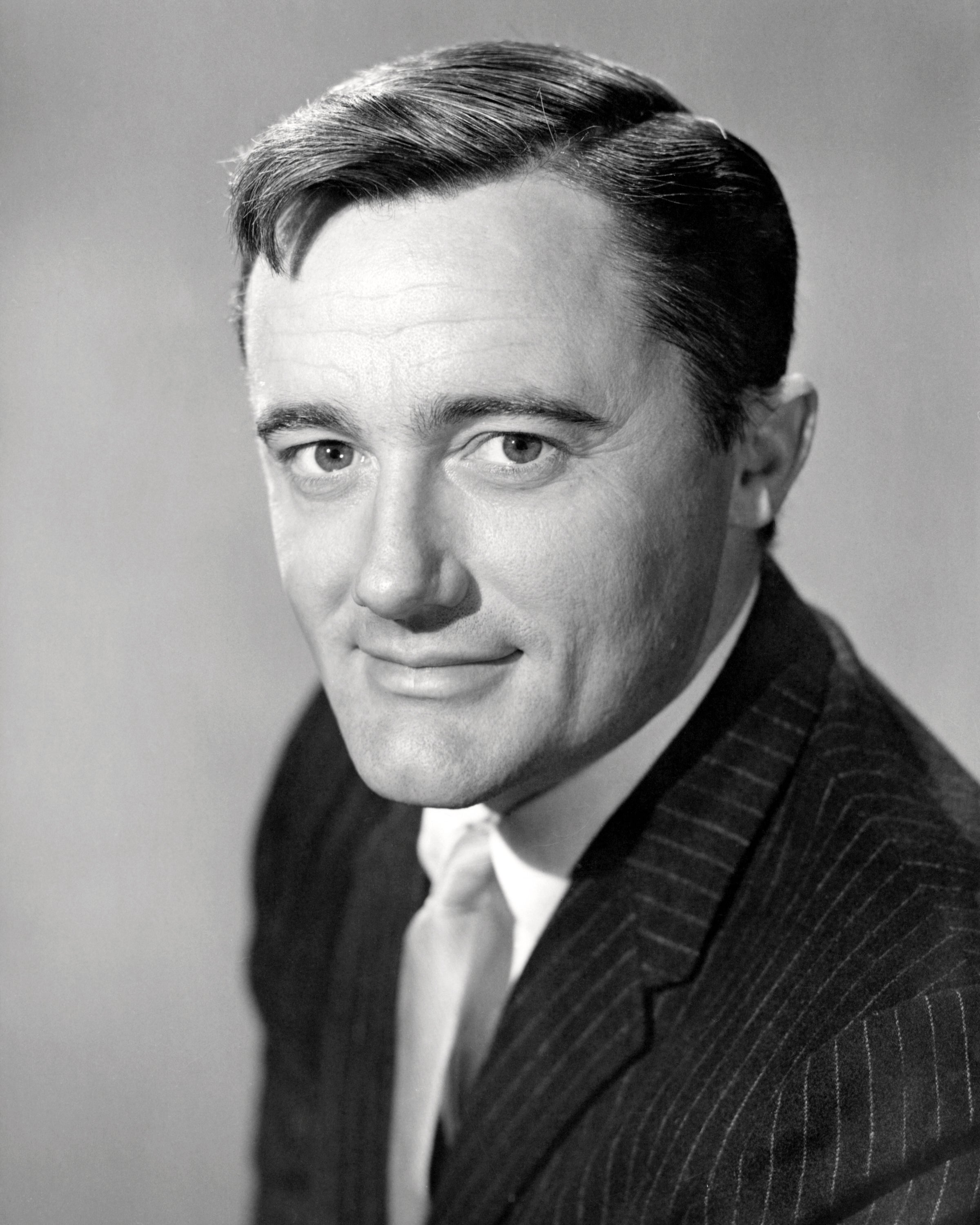 ACtor Robert Vaughn, Golden Globe nominee