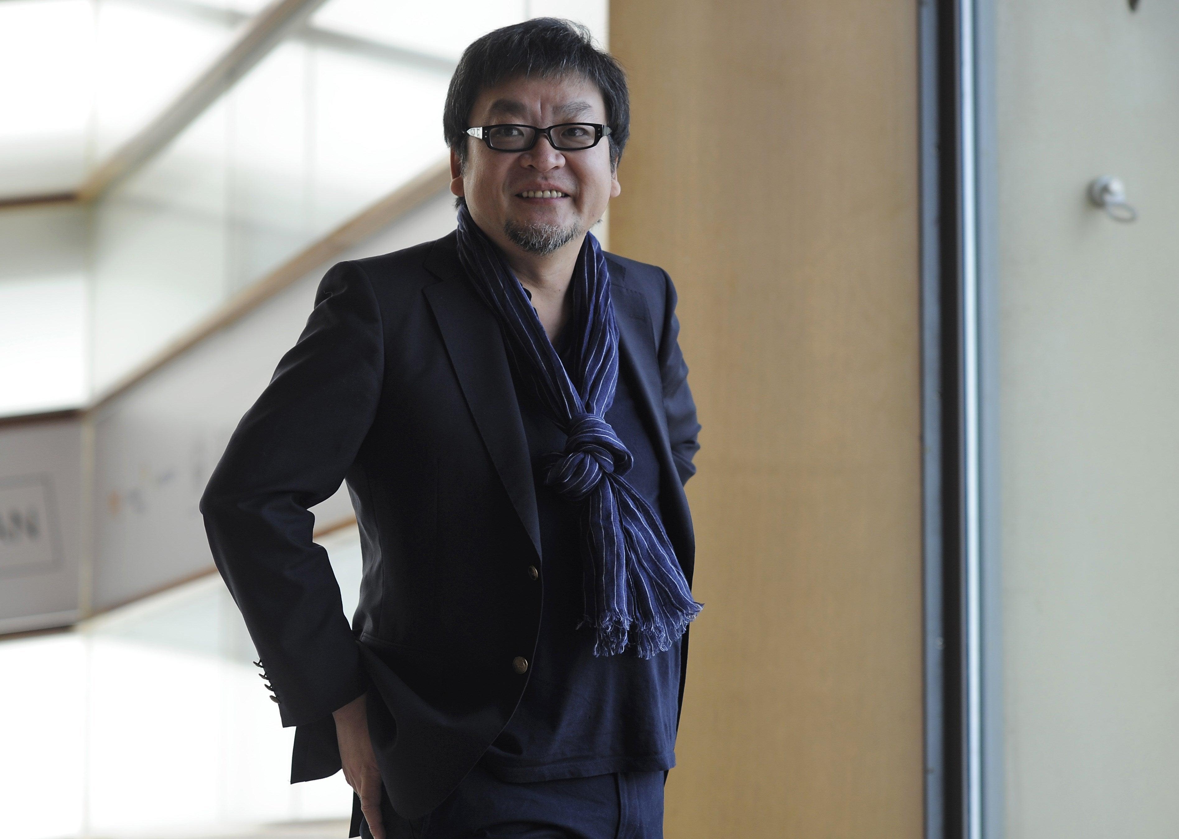 Animation director Mamoru Hosoda