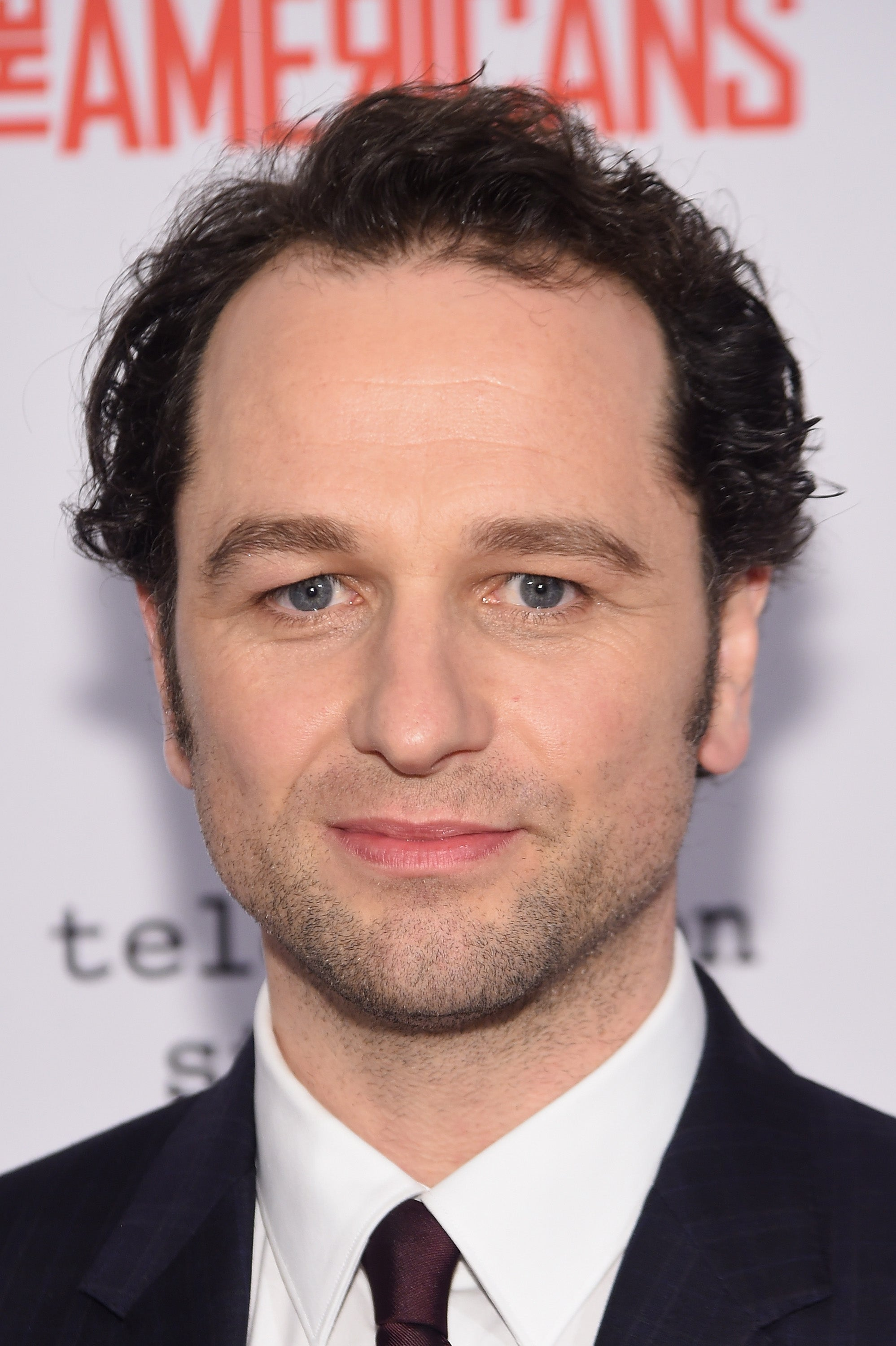 Actor Matthew Rhys