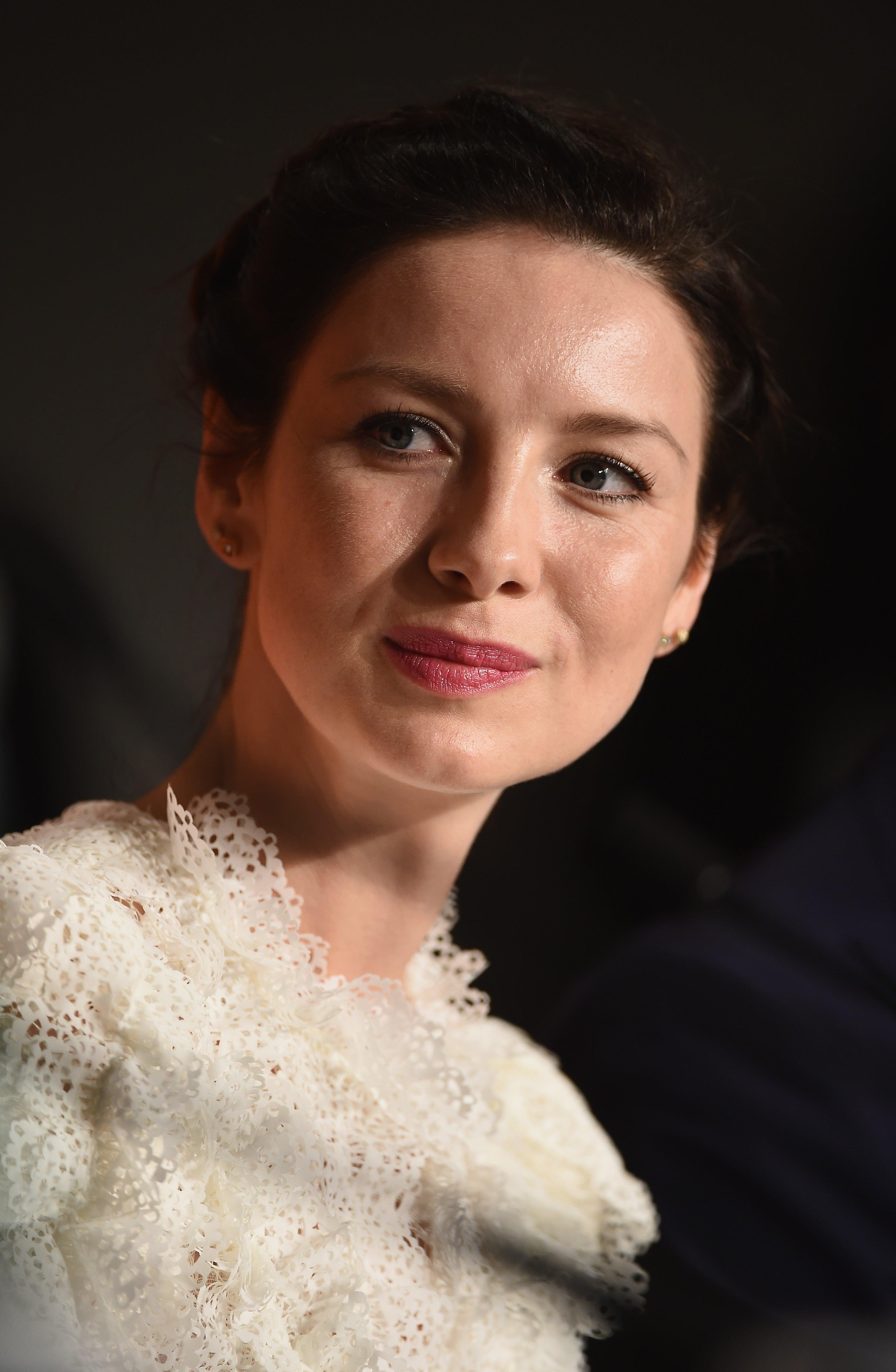 Actress Caitriona Balfe