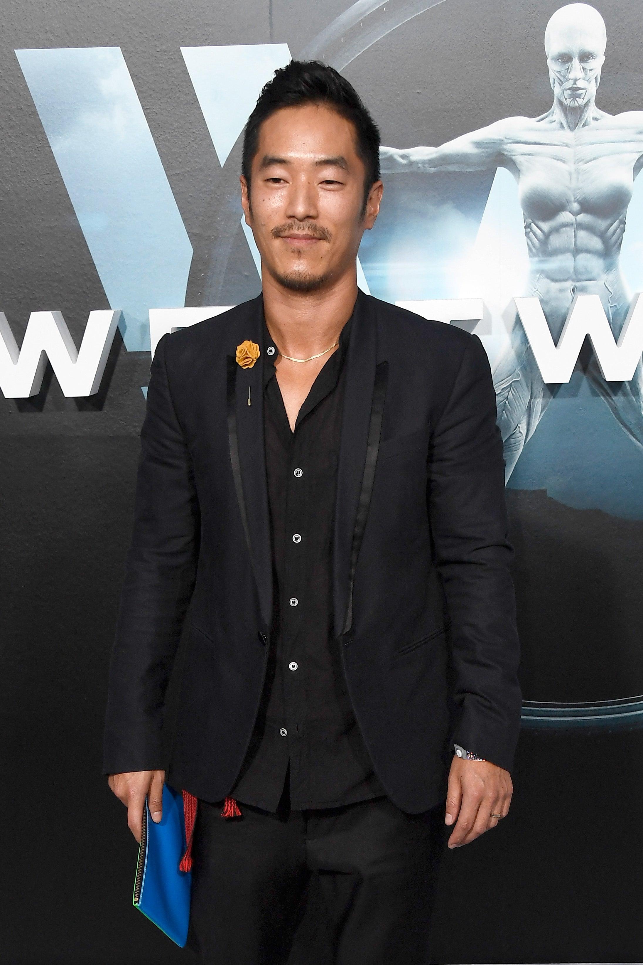 Actor Leonardo Nam