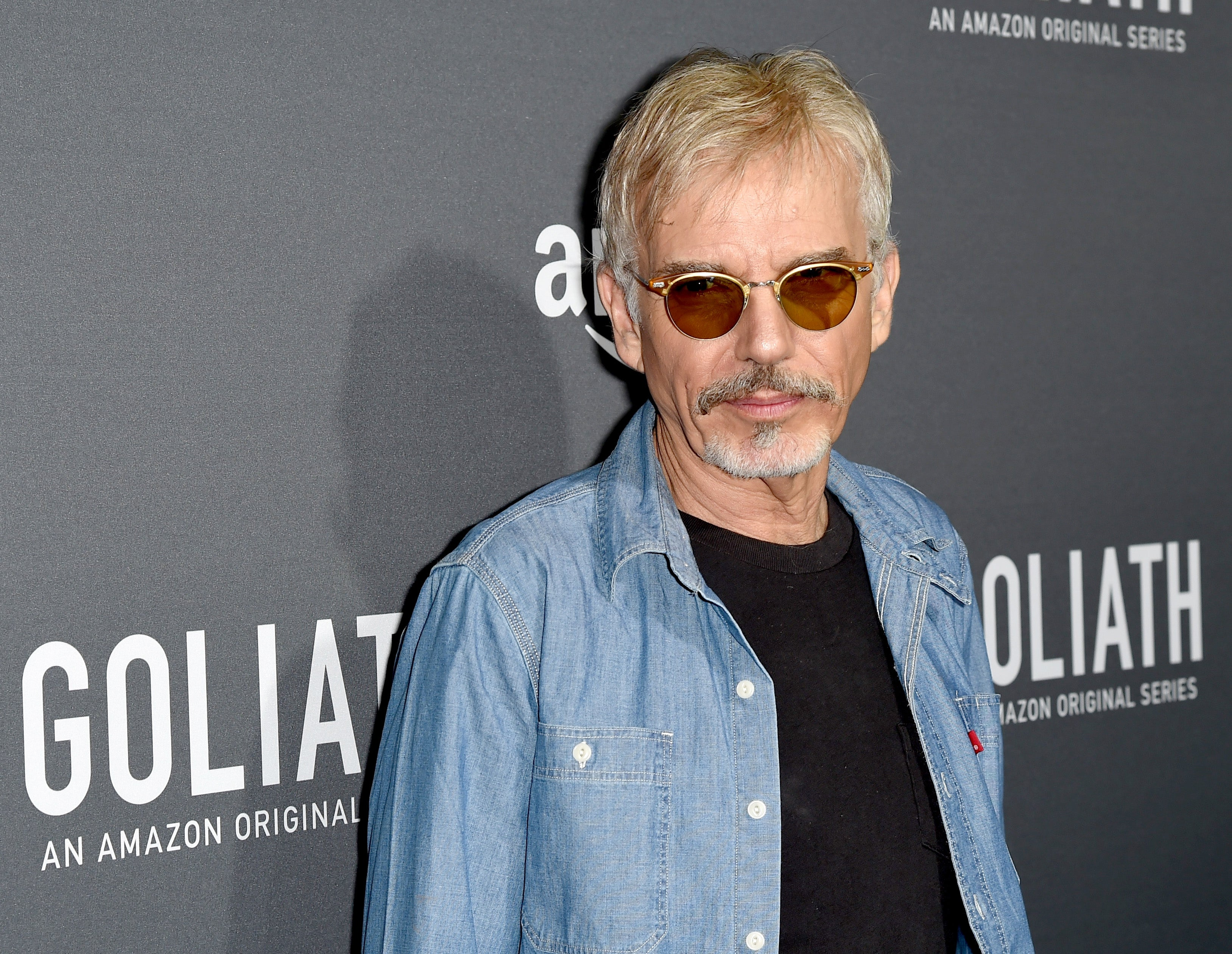 Billy Bob Thornton Goliath Nominee Best Performance By An