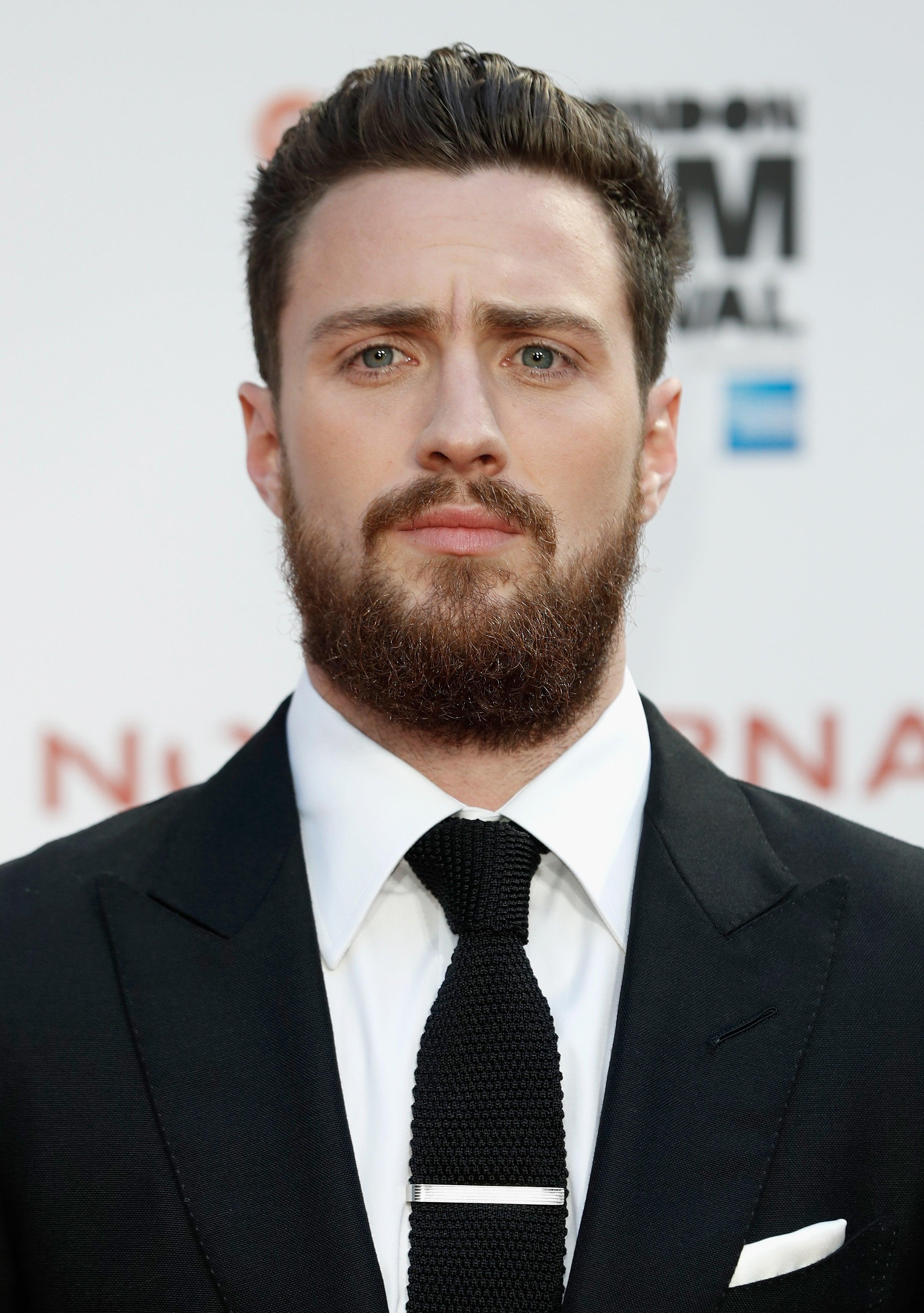 Actor Aaron Taylor-Johnson