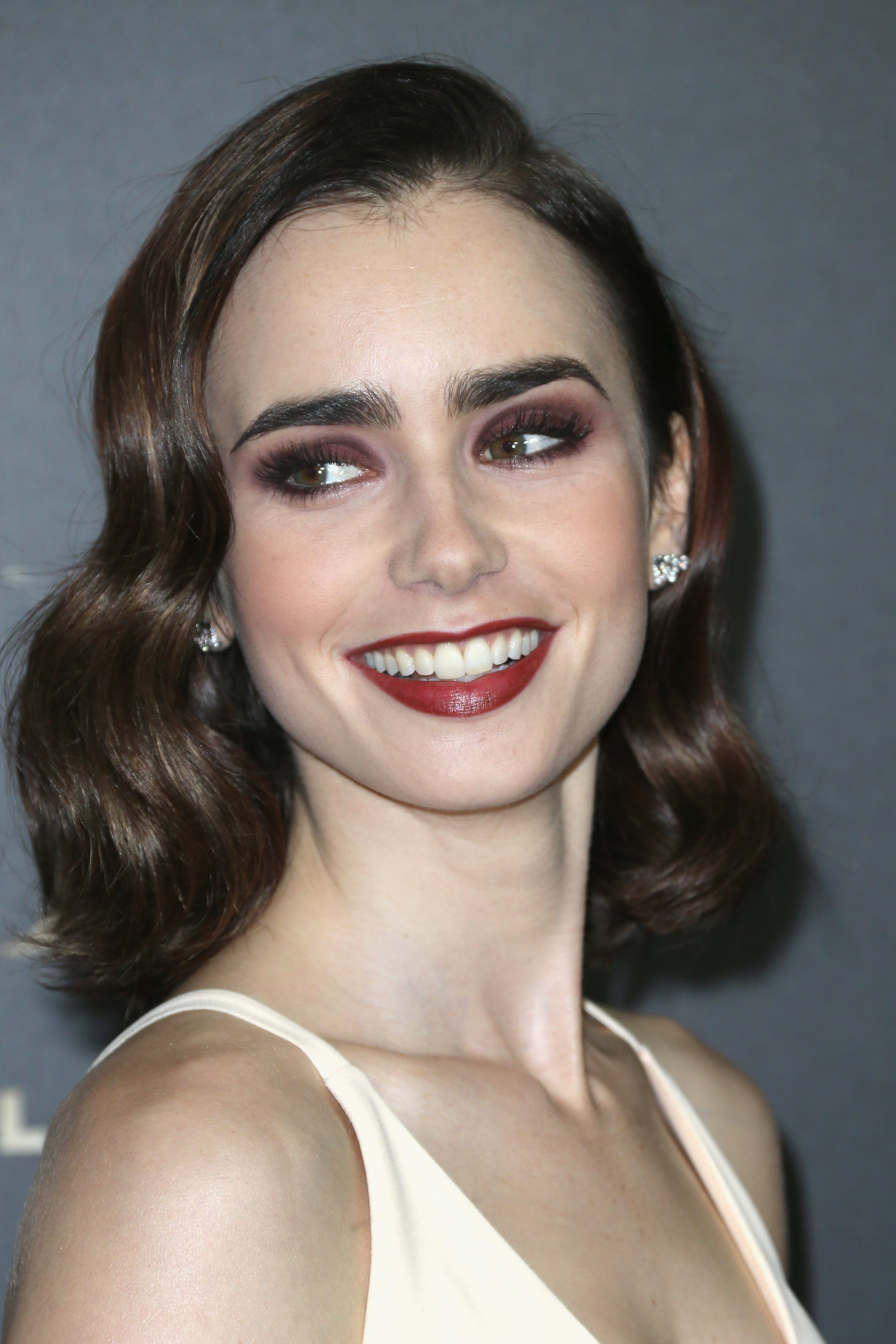photo Lily Collins