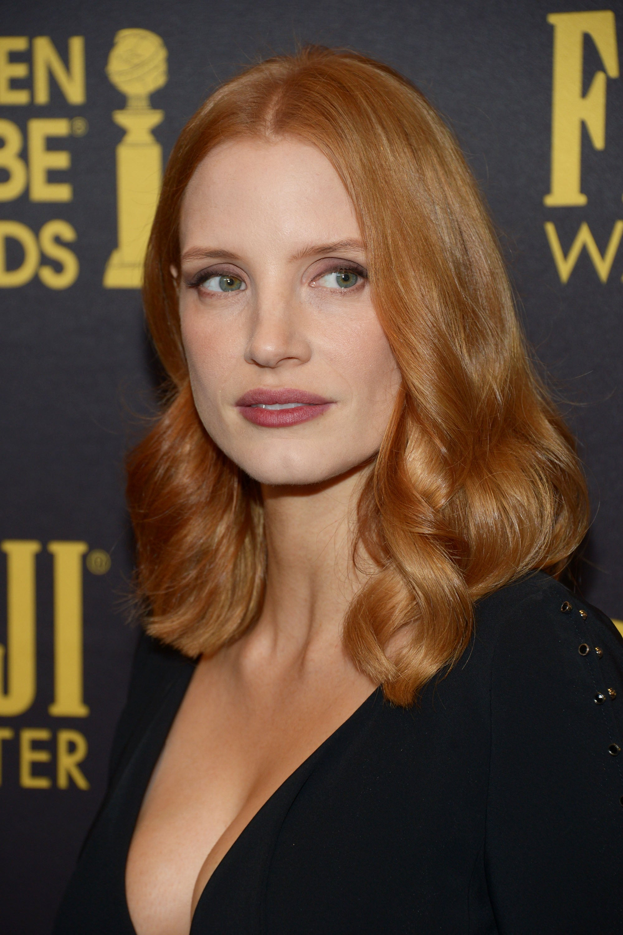 Jessica Chastain, Miss Sloane - Nominee, Best Performance ... Jessica Chastain
