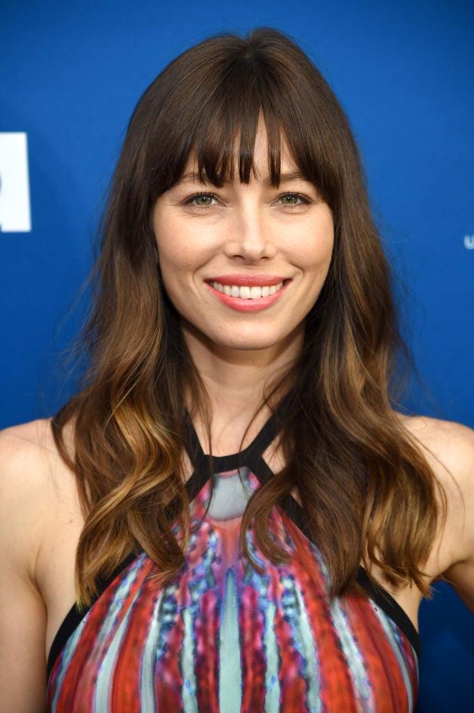 Actress Jessica Biel
