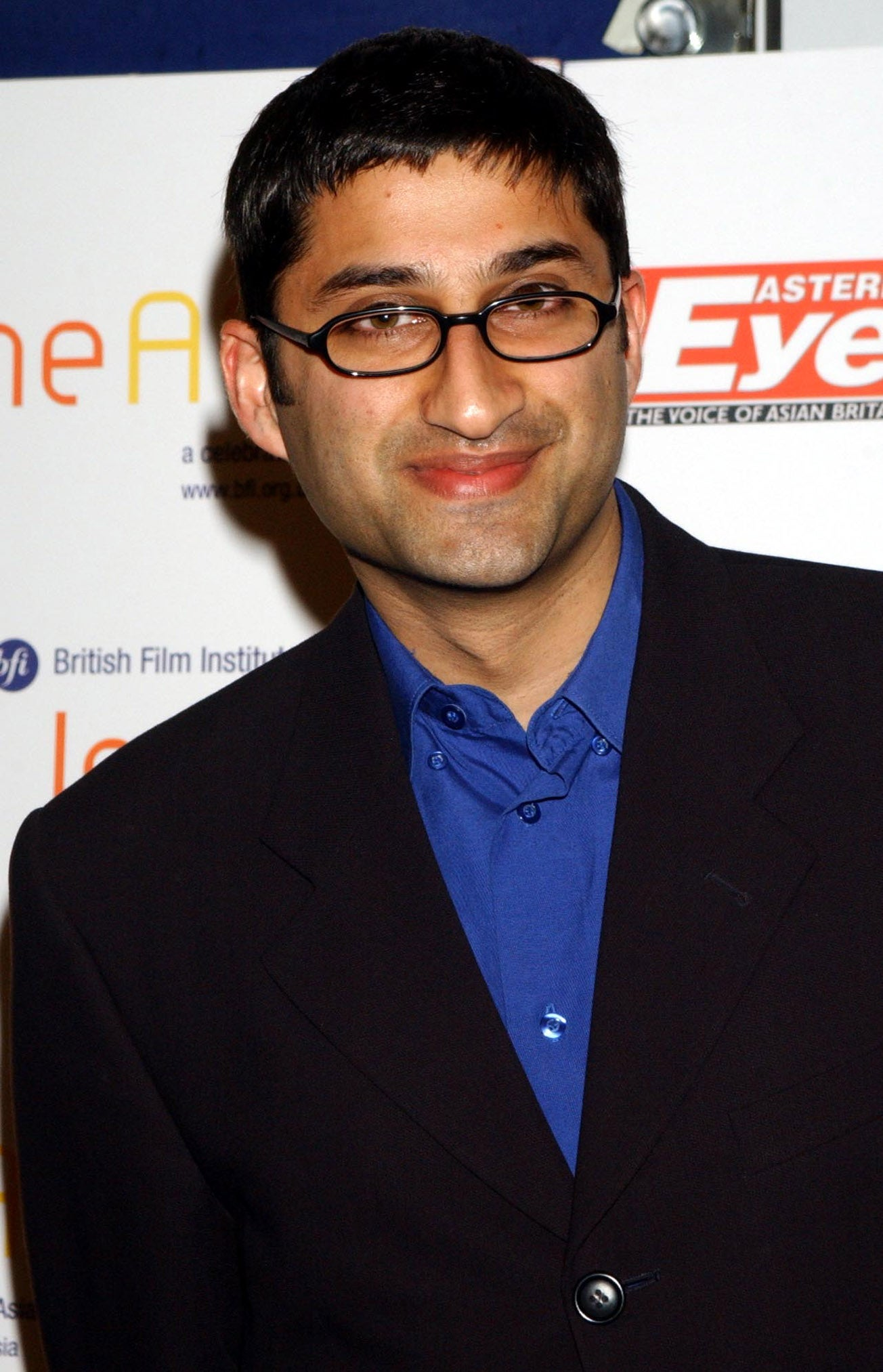 Directro and documentarian Asif Kapadia