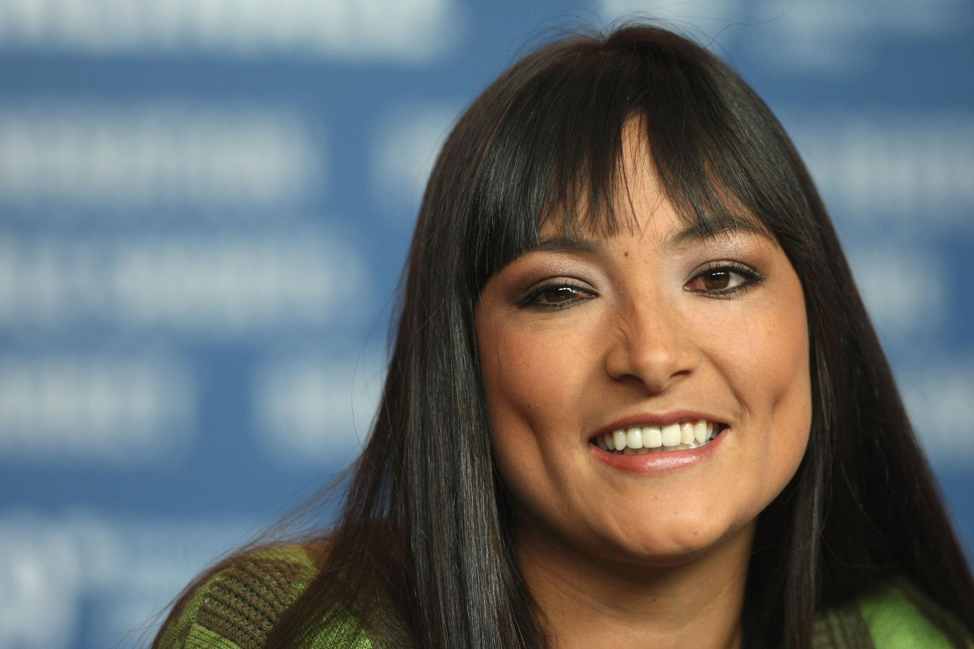Peruvian actress Magaly Soller
