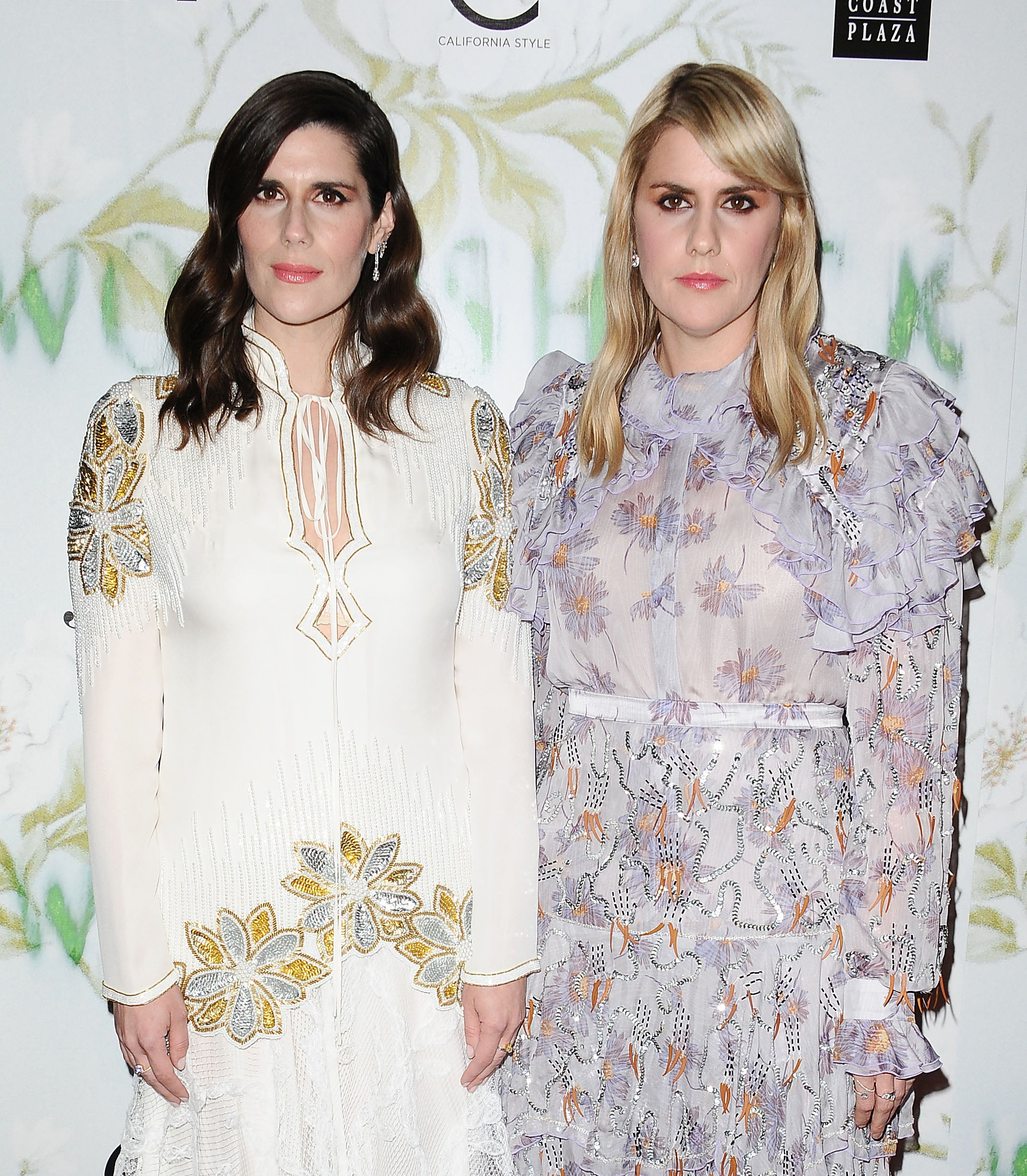 Designers and filmmakers Kate & Laura Mulleavy