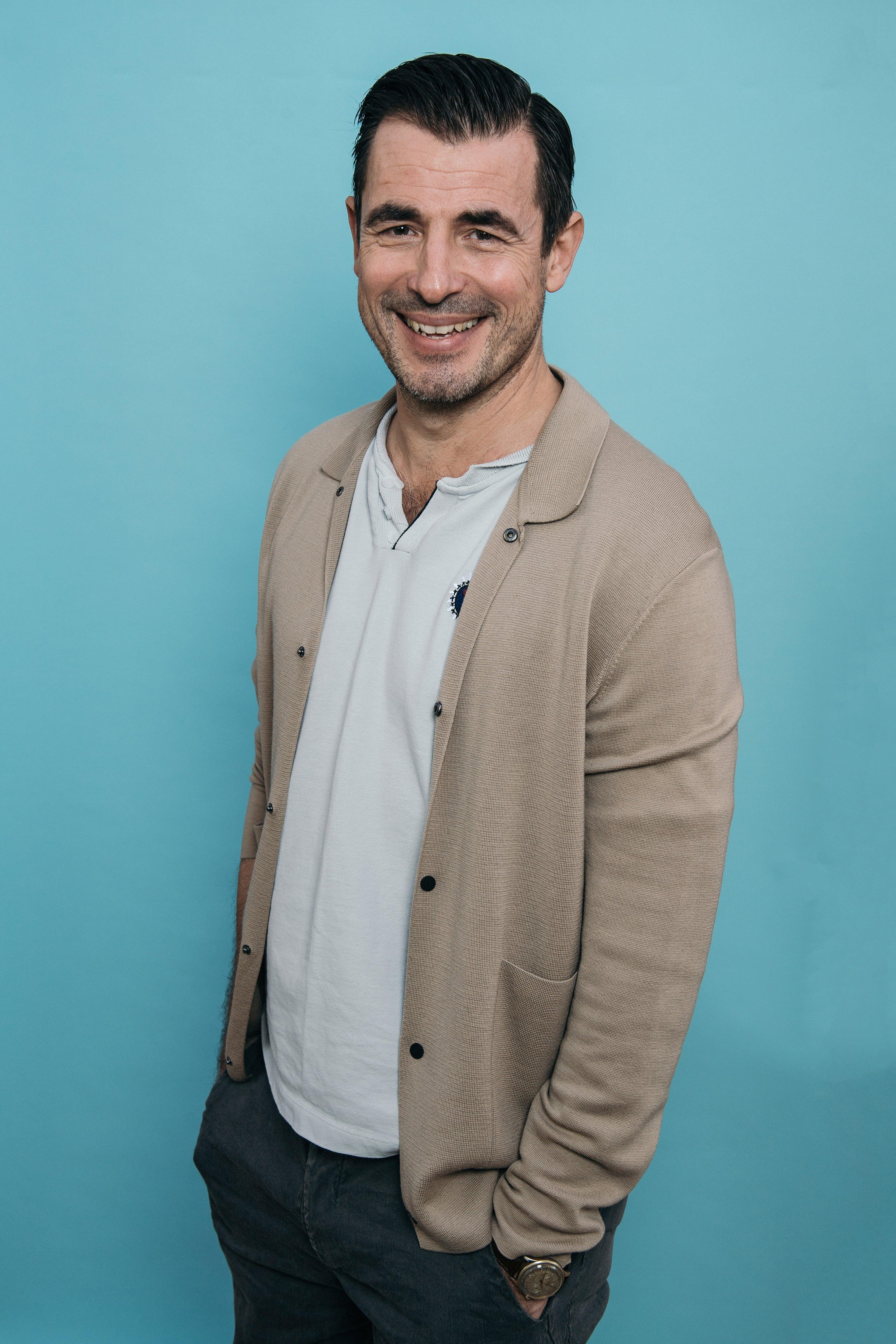Danish actor Cales Bang