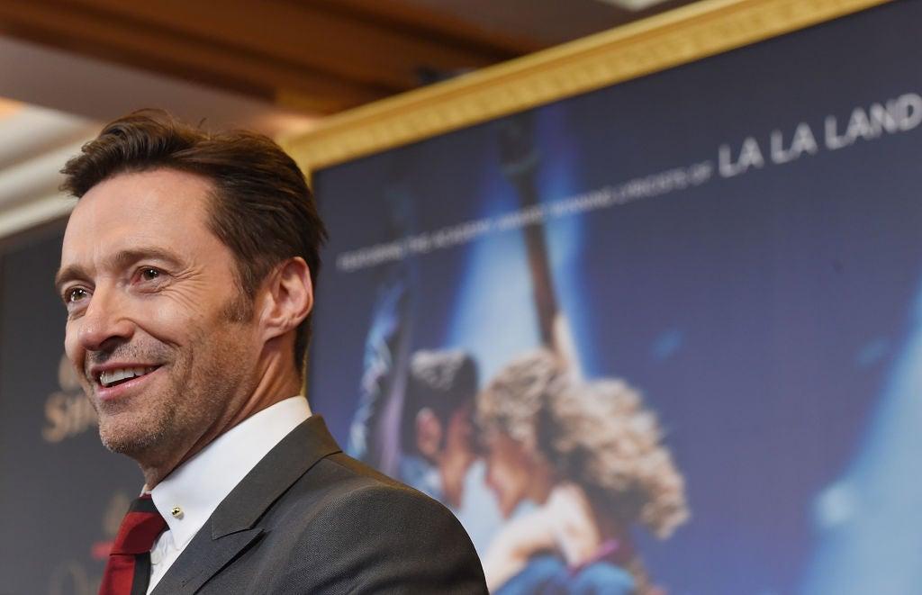 Acror Hugh Jackman, Golden Globe nominee