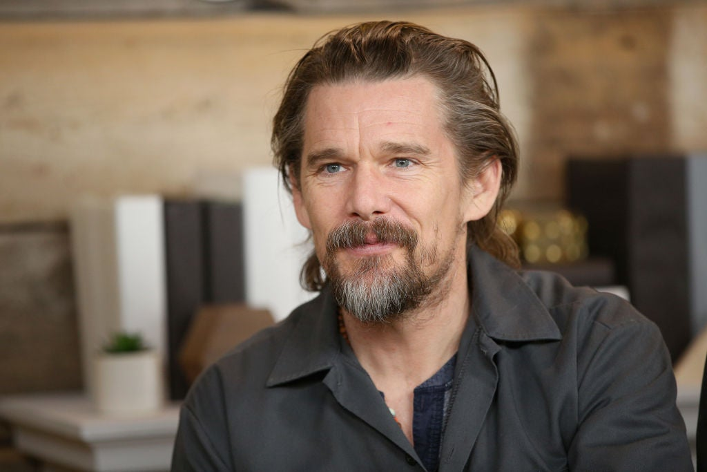 "Ethan Hawke: ""Showing Blaze at Sundance Was Like Sharing a ..."