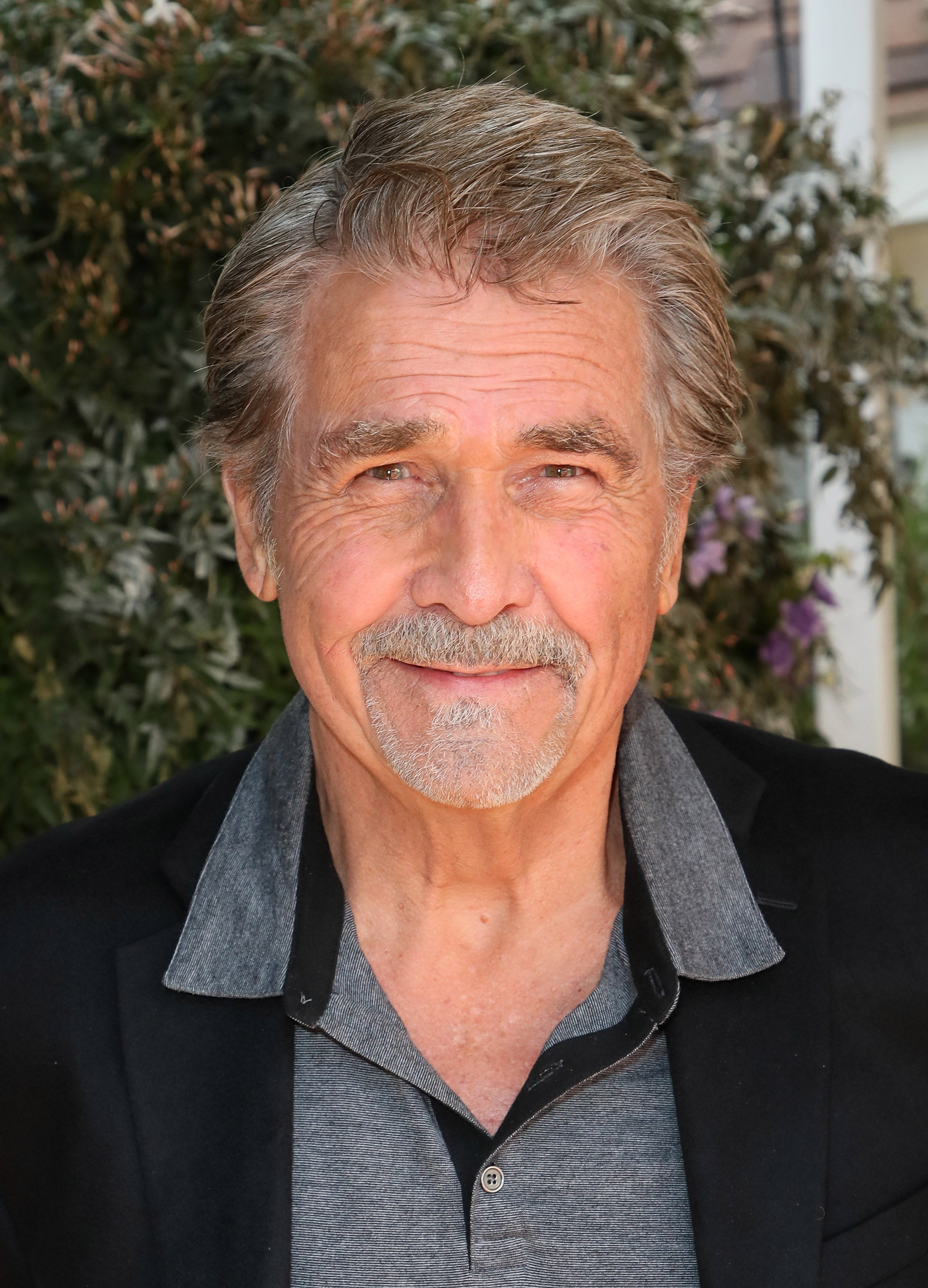 Actor, diurector James Brolin, Golden Globe winner
