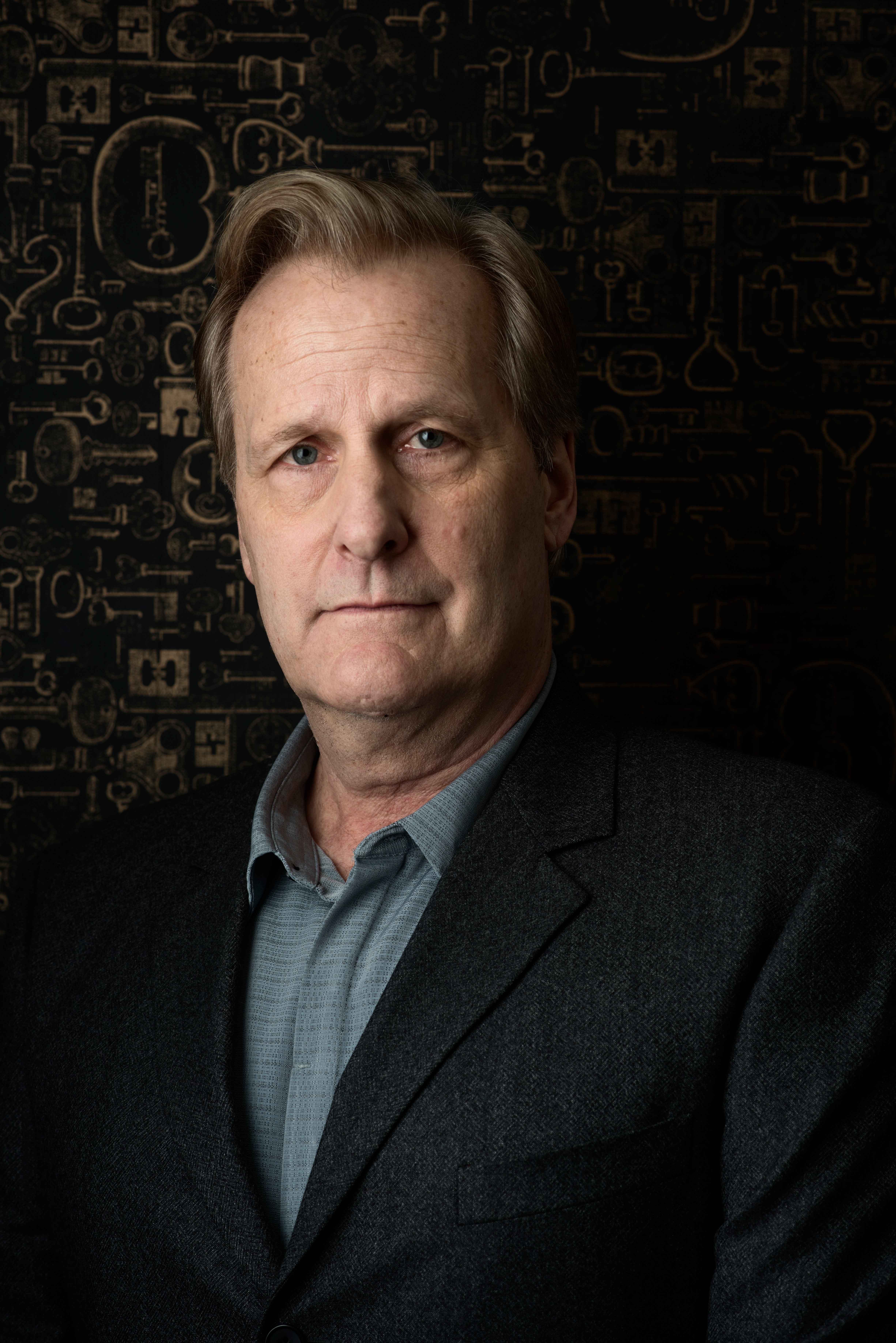 ACtor Jeff Daniels, Golden Globe nominee
