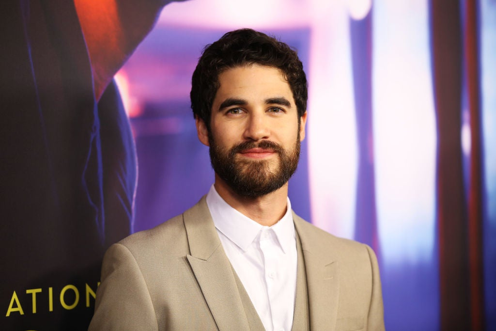 Actor Darren Criss