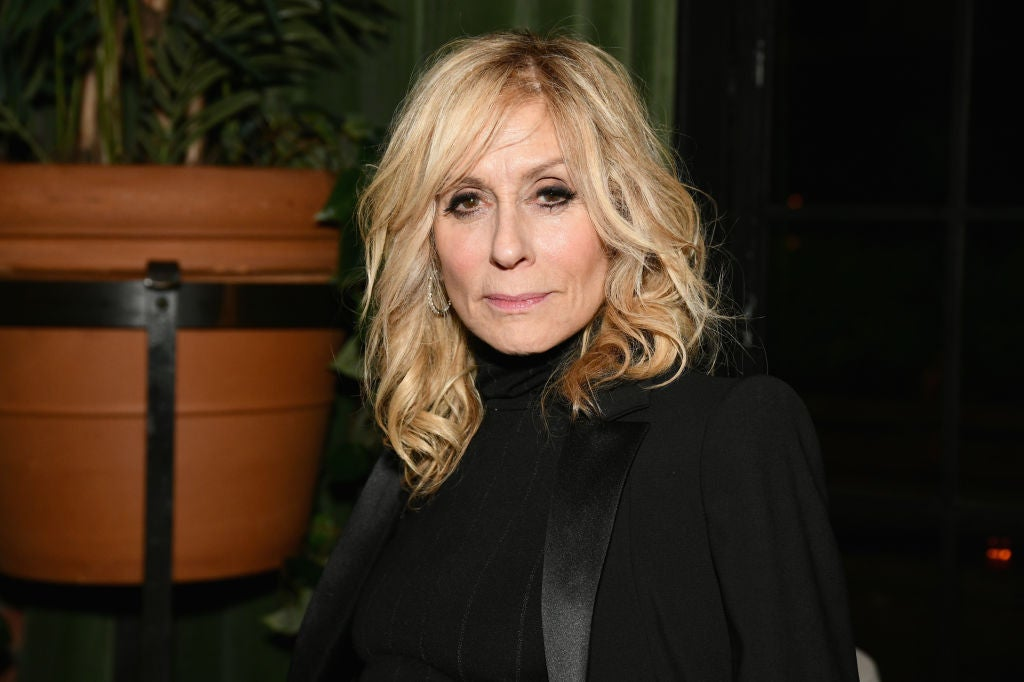Actress Judith LIght