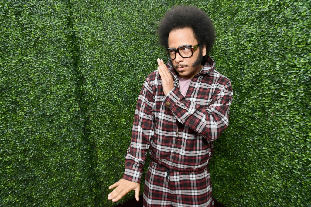 Musician and filmmaker Boots Riley