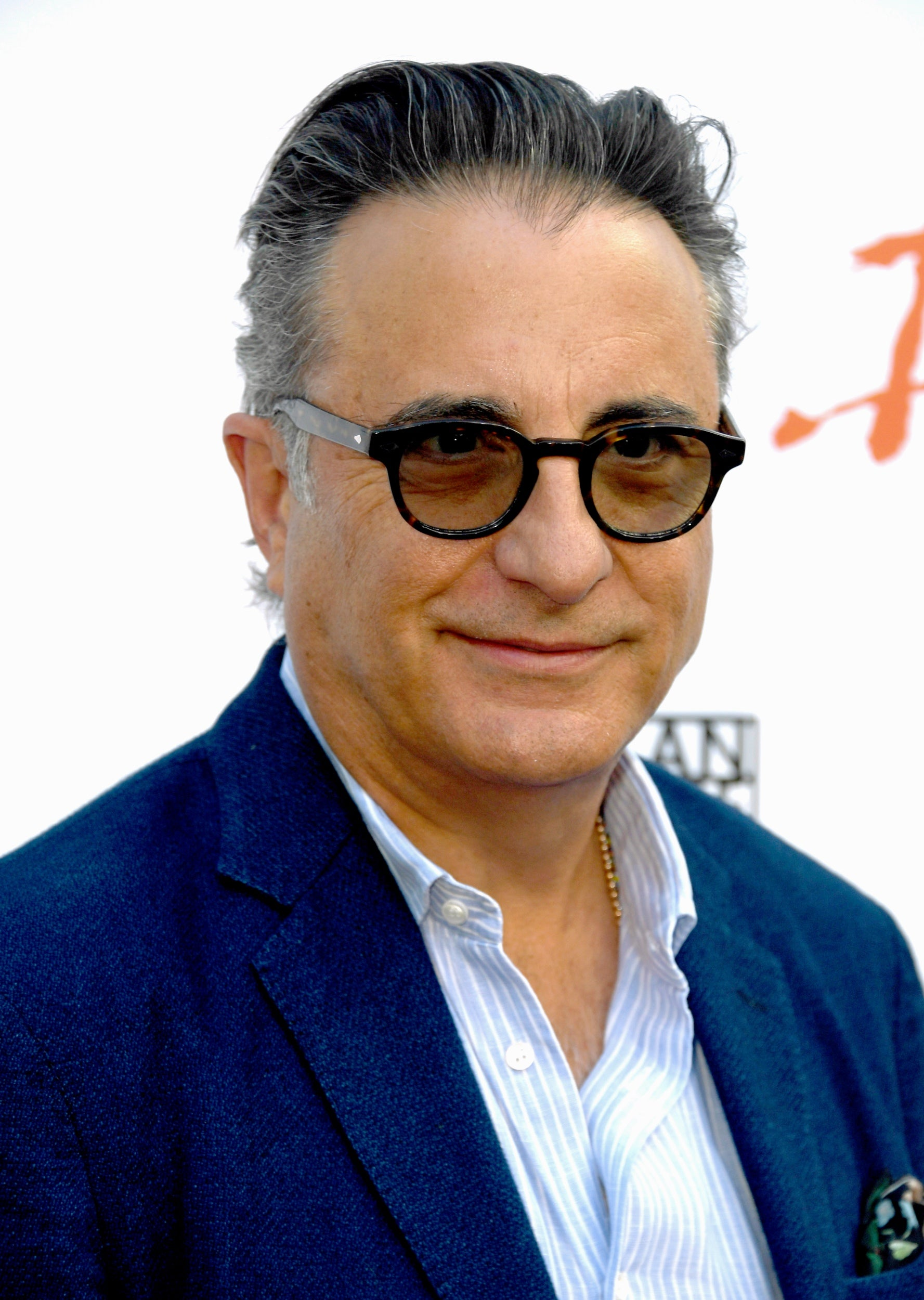 Actor, producer Amdy Garcia. Golden Globe nominee