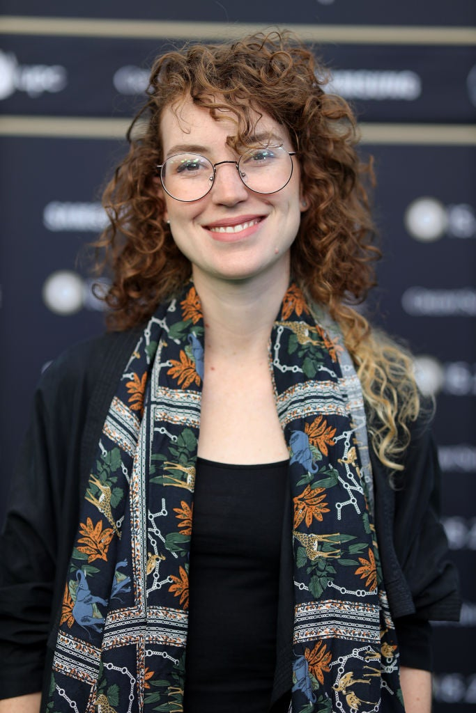 Filmmaker Catalina Arroyave