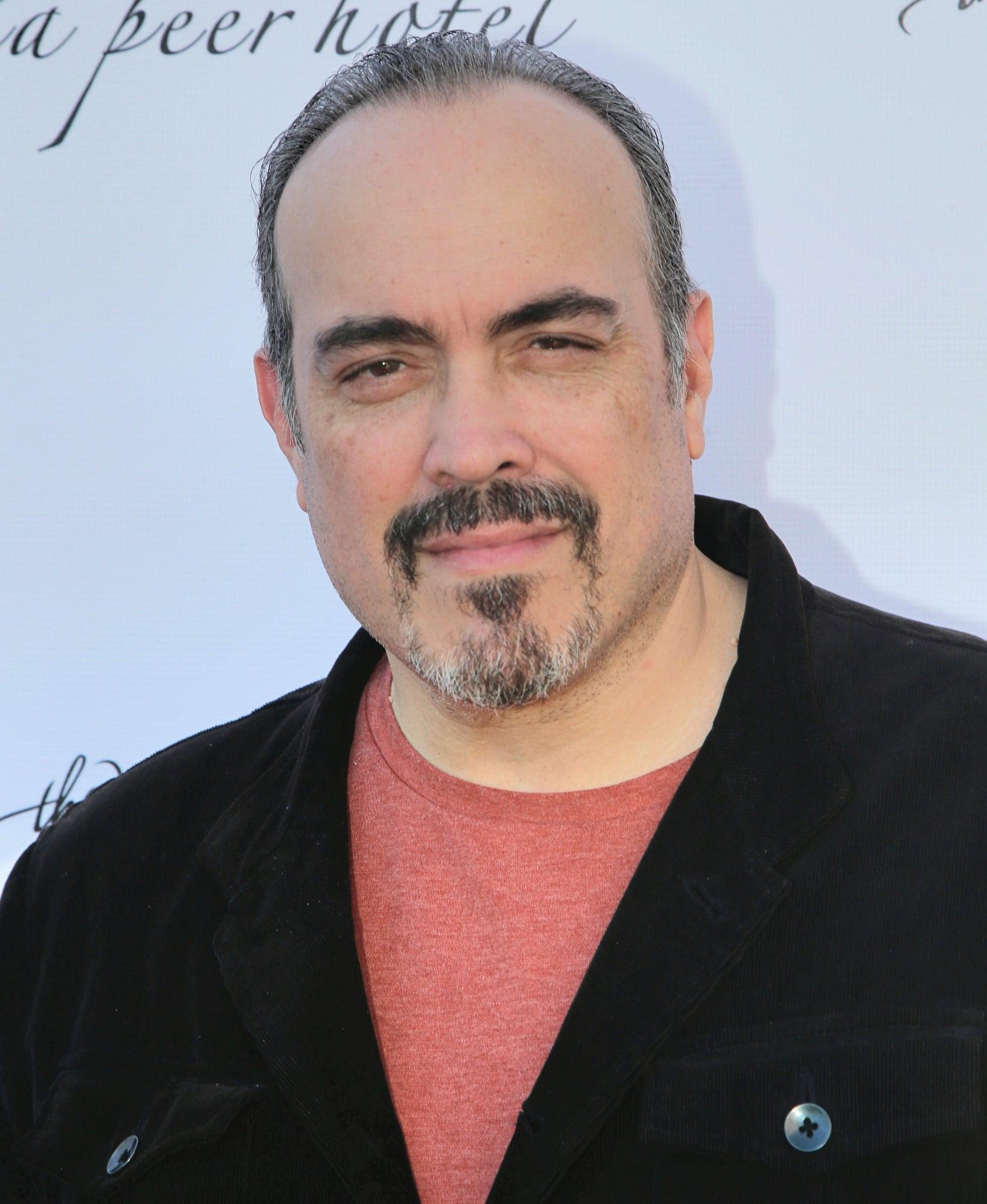 Actor David Zayas