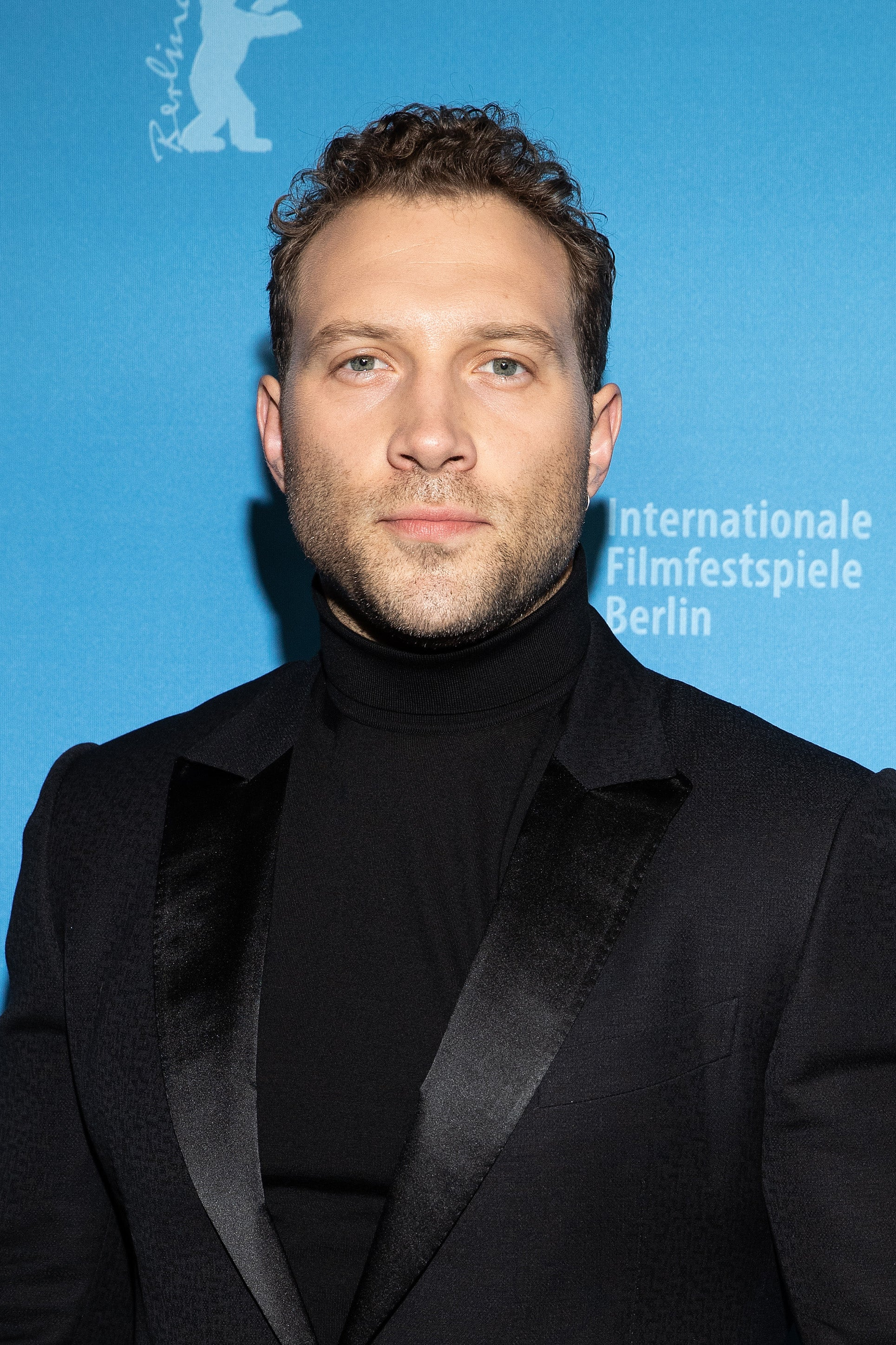 Actor Jai Courtney