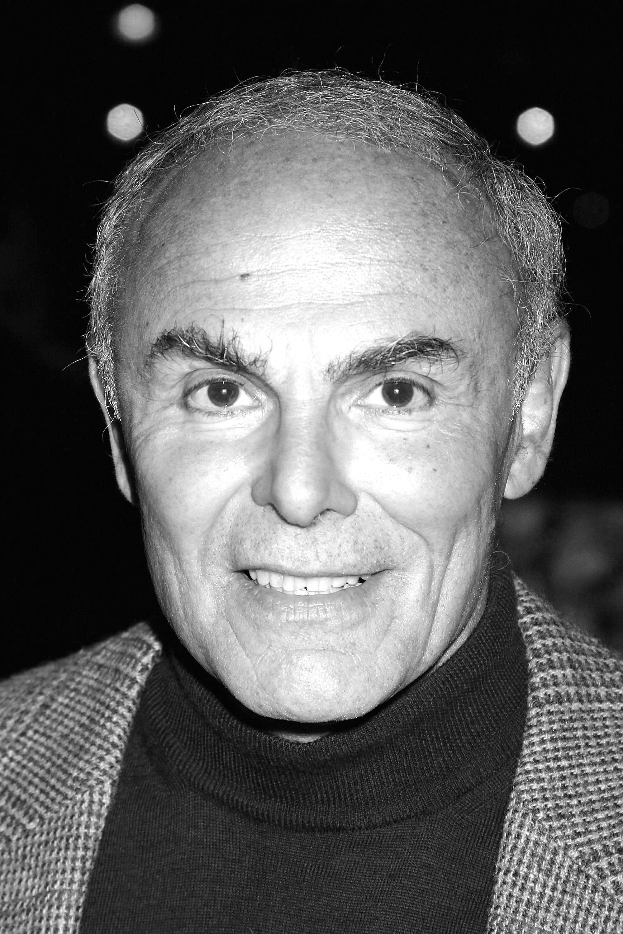Actor John Saxon, Golden Globe nominee, 1935-2020