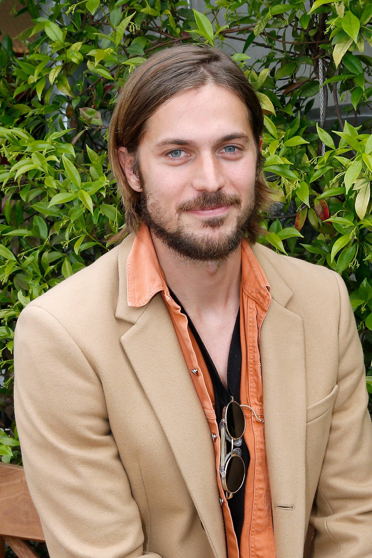 Actor Lucas Bravo