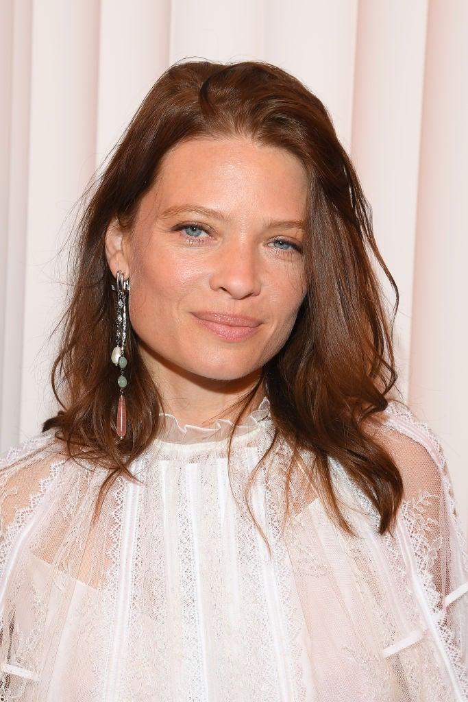 Actress Melanie Thierry