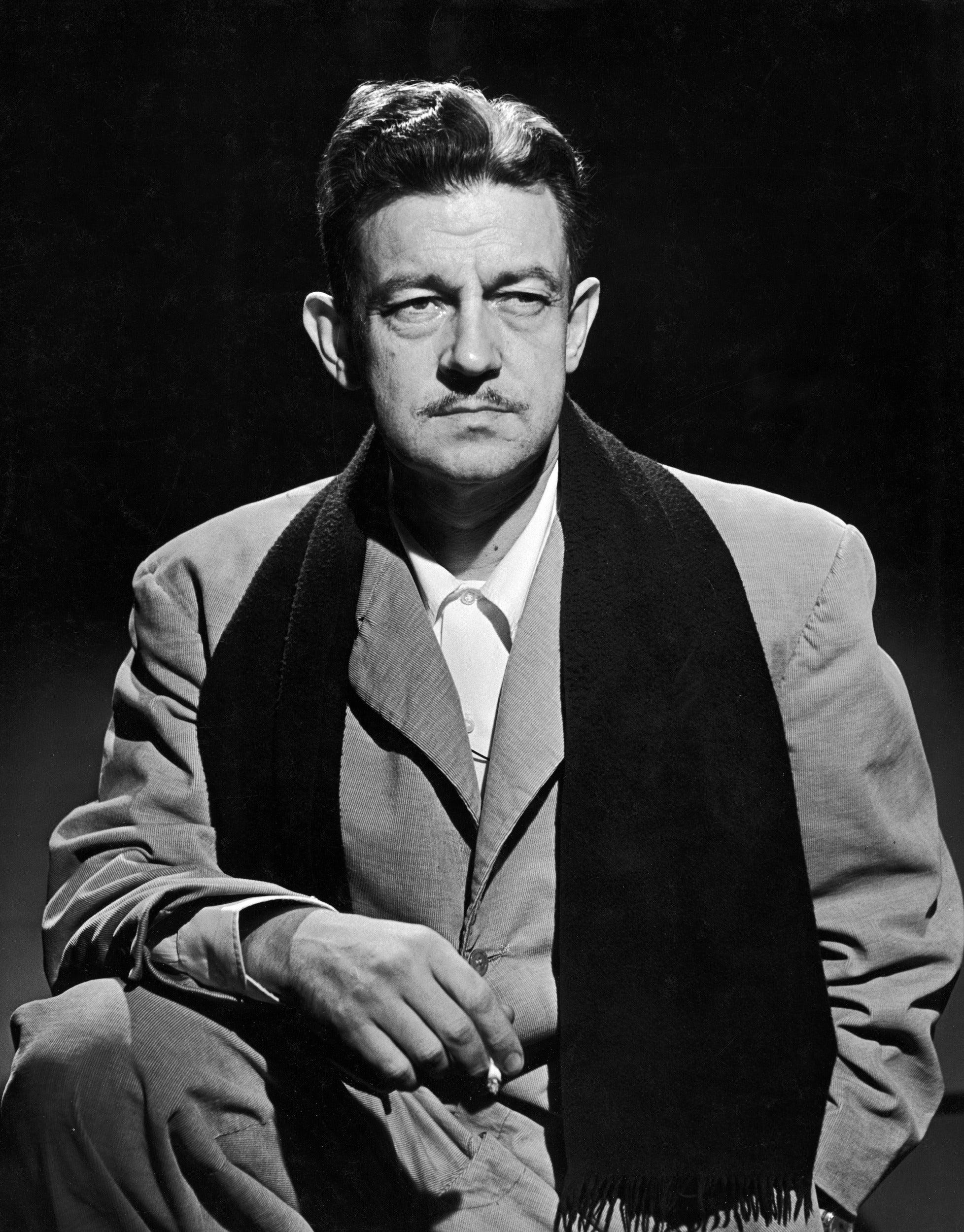 Filmmaker and dramatist Preston Sturges