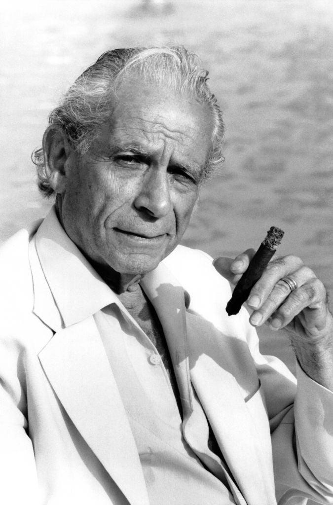 Filmmaker Samuel Fuller