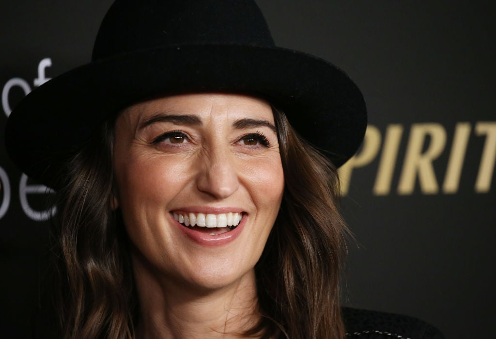 Singer and actress Sara Bareilles