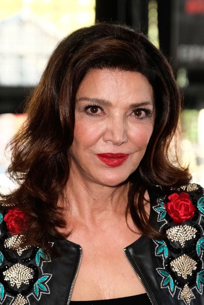 Actress Shoreh Agdashloo