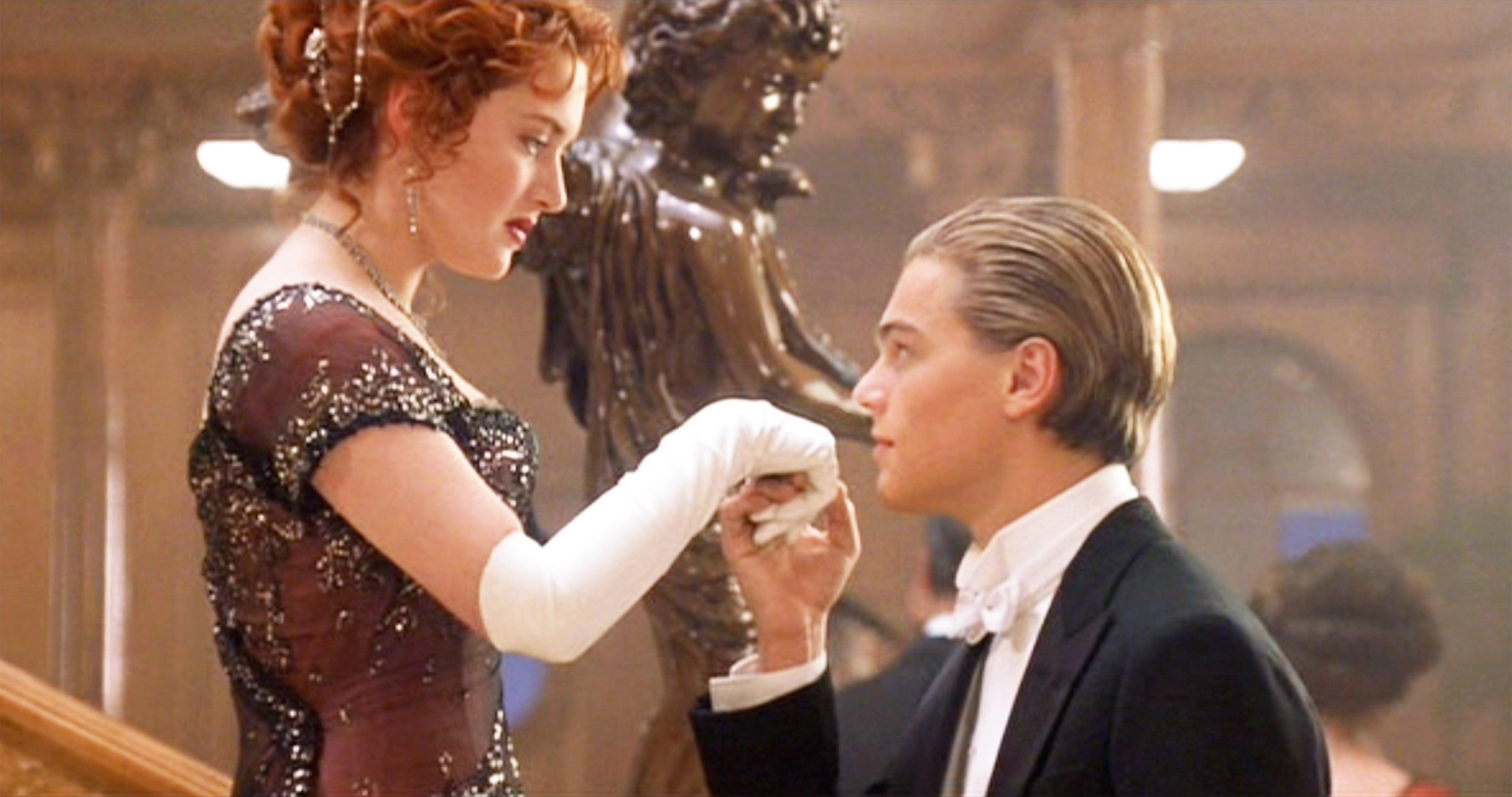 "A scene from ""Titanic"", 1997"